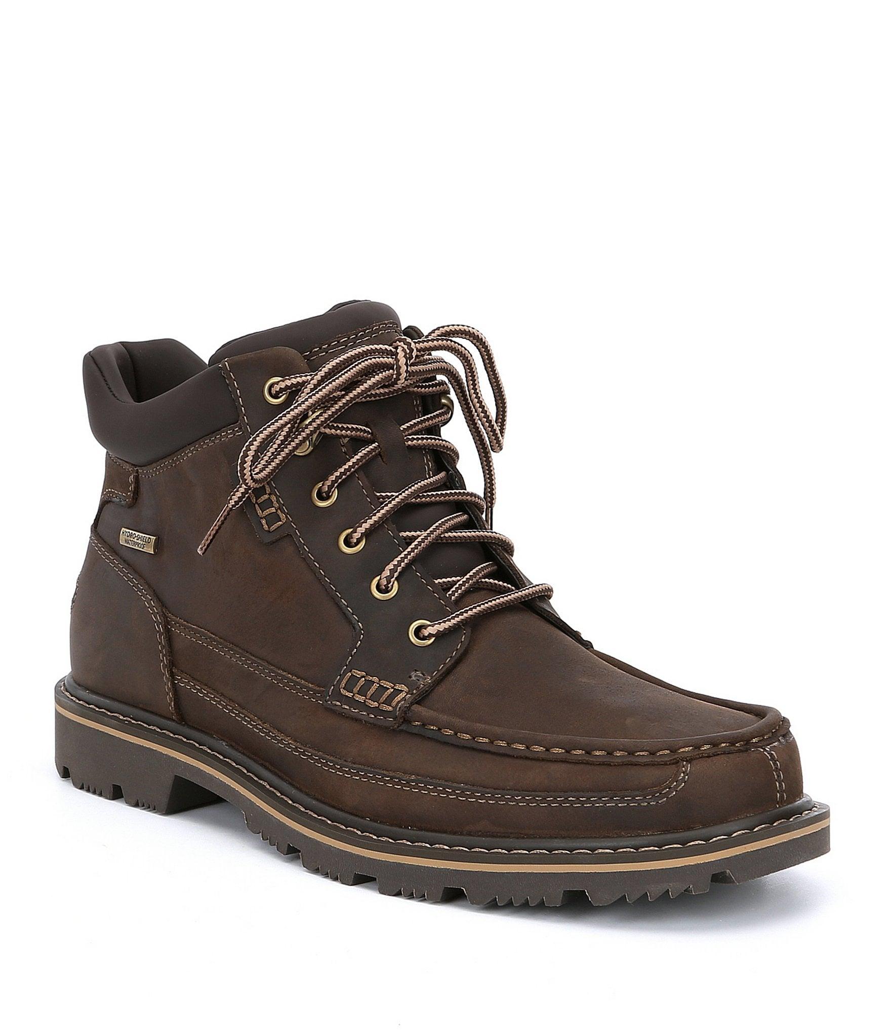 rockport s gentleman s waterproof boots dillards