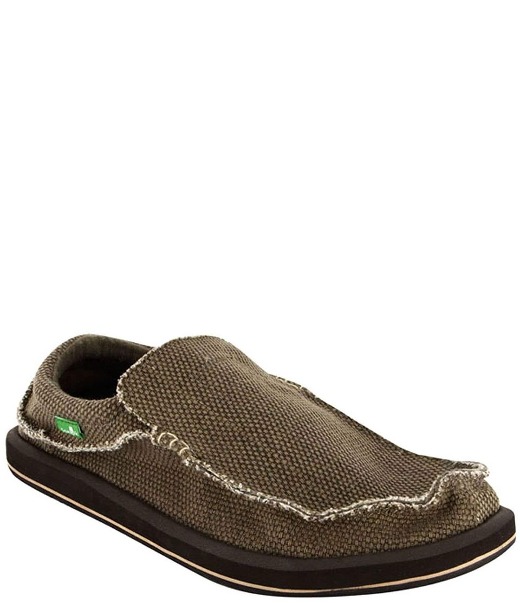 sanuk chiba slip on shoes dillards