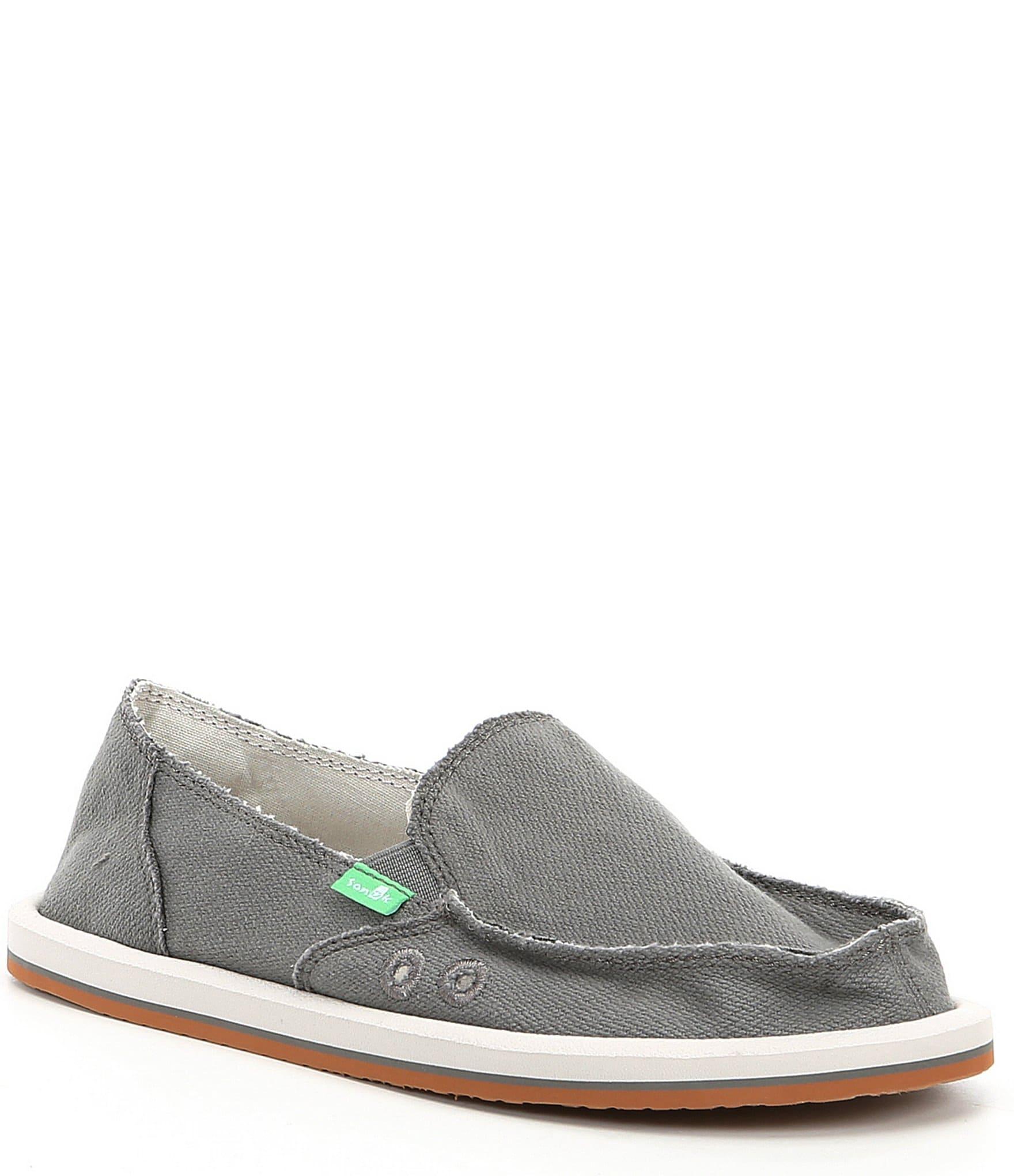 Sanuk Donna Hemp Slip On Shoes | Dillard's