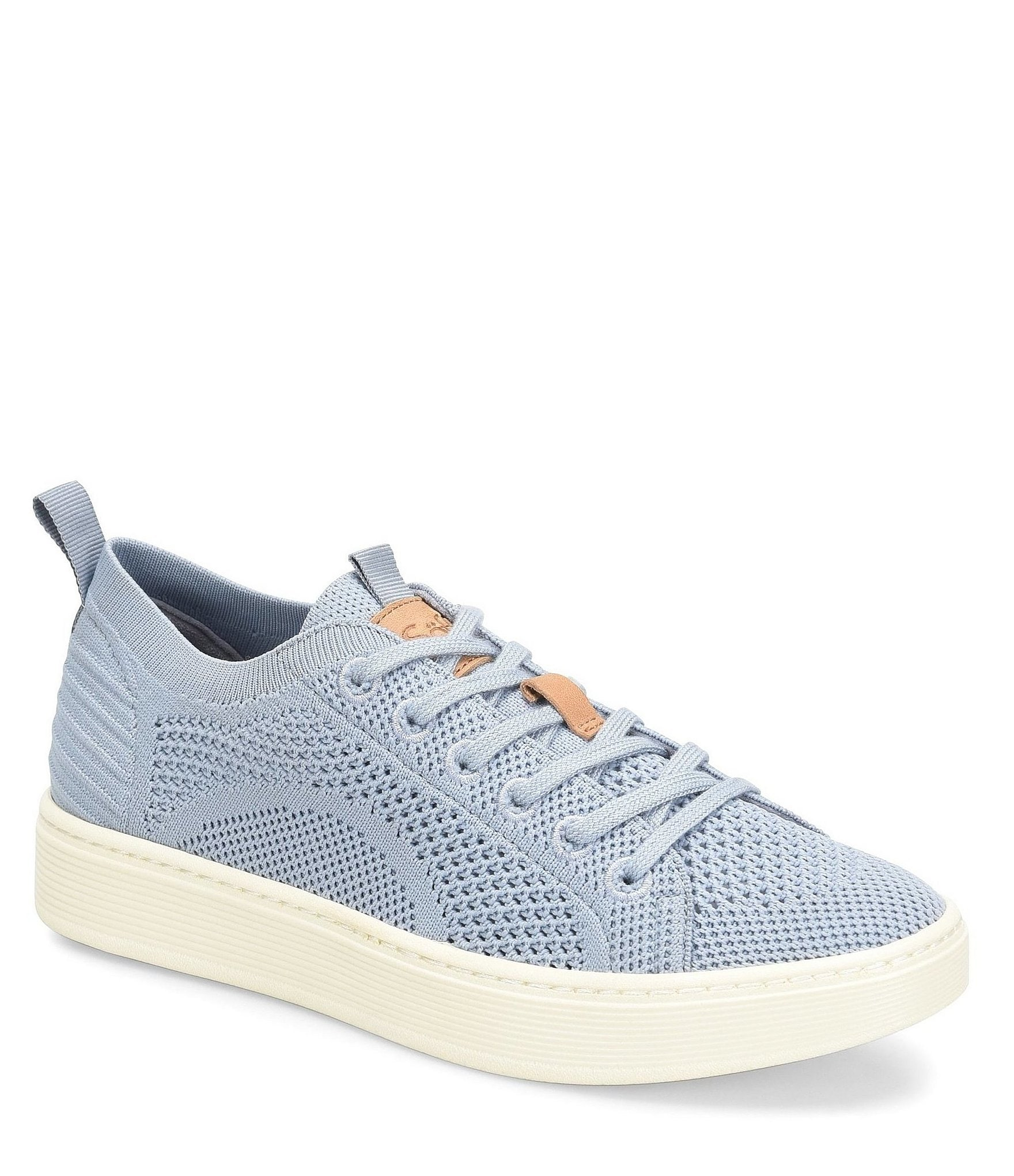 Sofft Somers Knit Mesh Lace-Up Sneakers