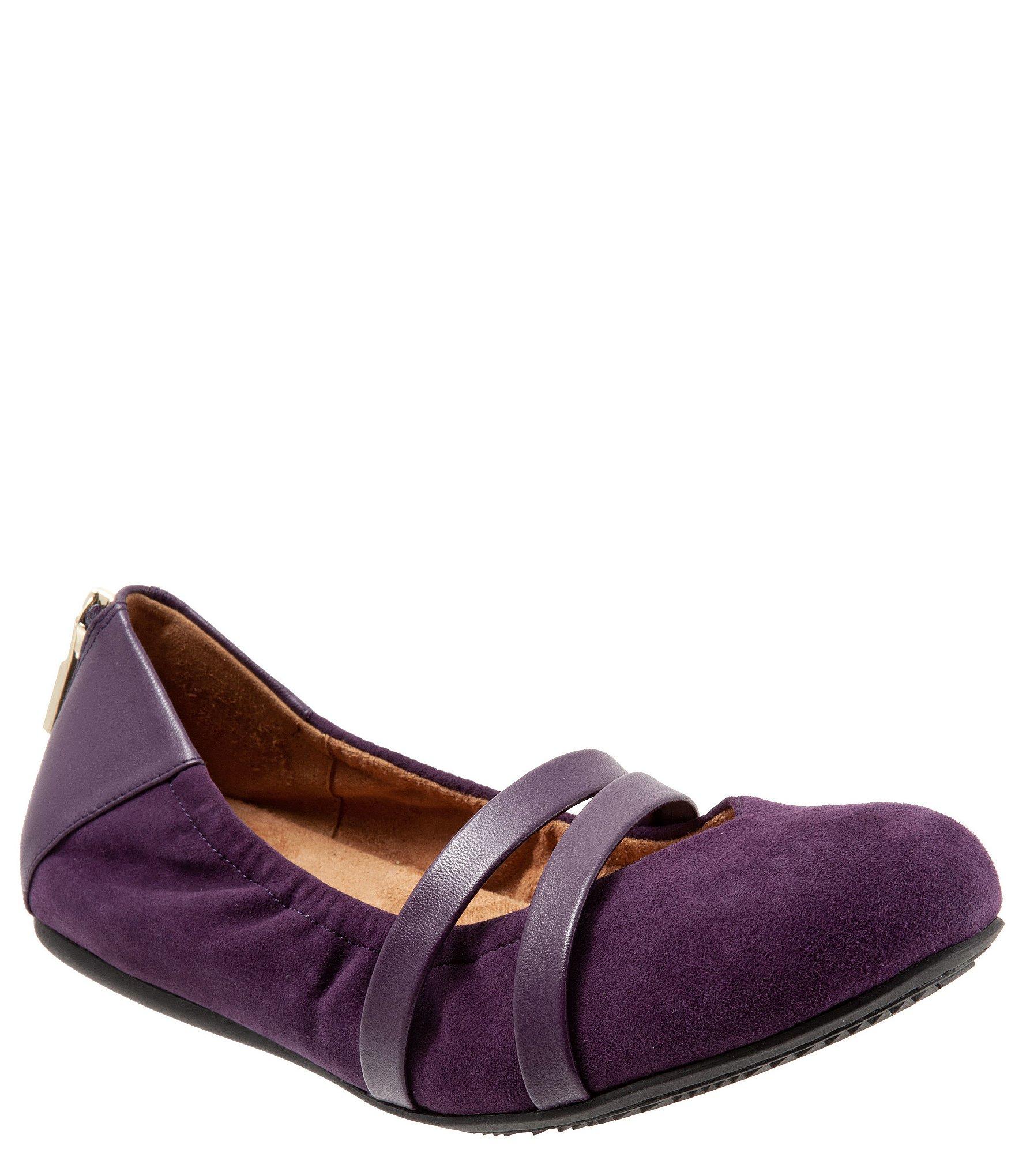 Purple Women's Wide Width Shoes | Dillard's
