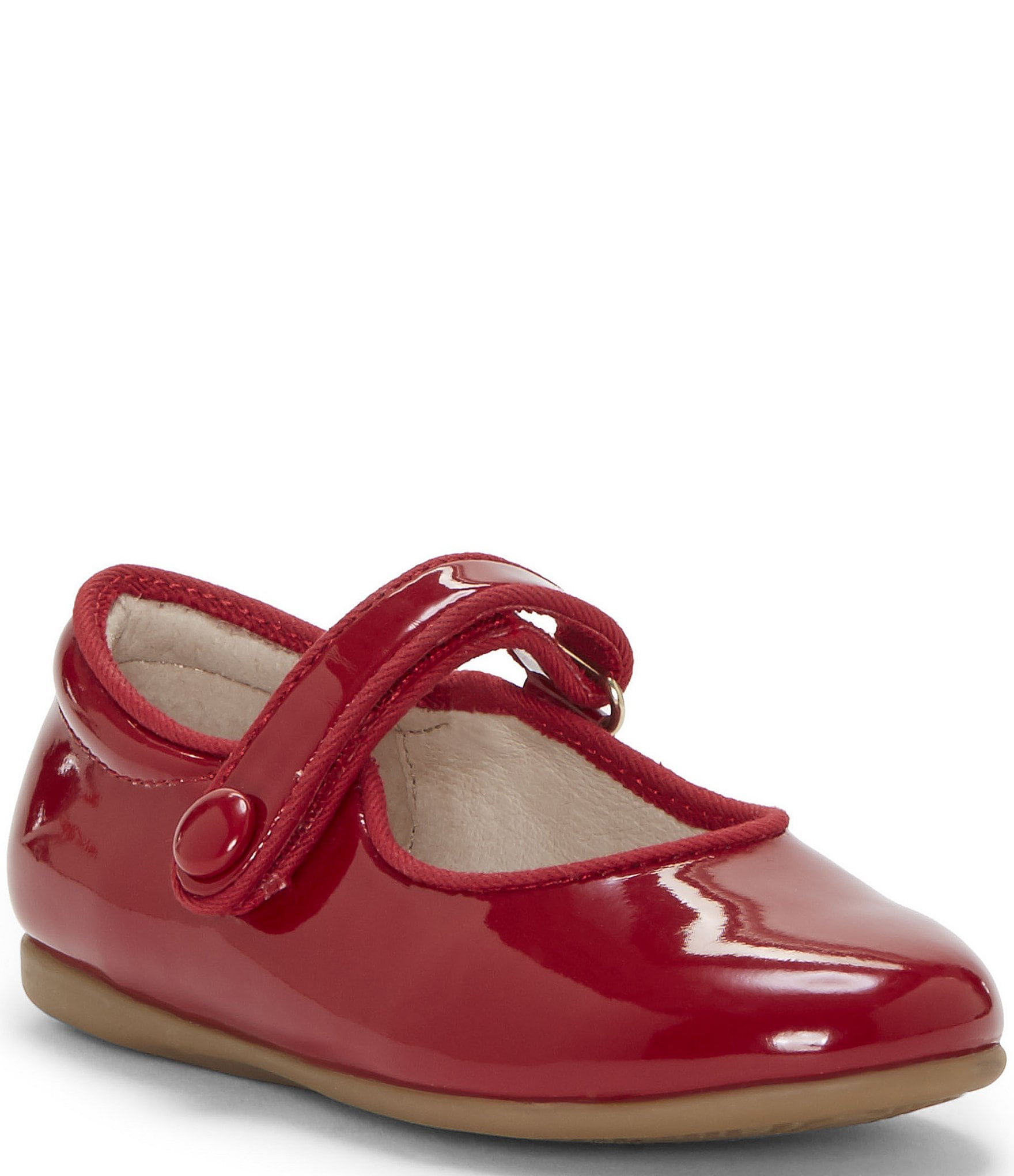 sneakers for cheap half price hot sales Sole Play Girls' Phryne Patent Mary Jane
