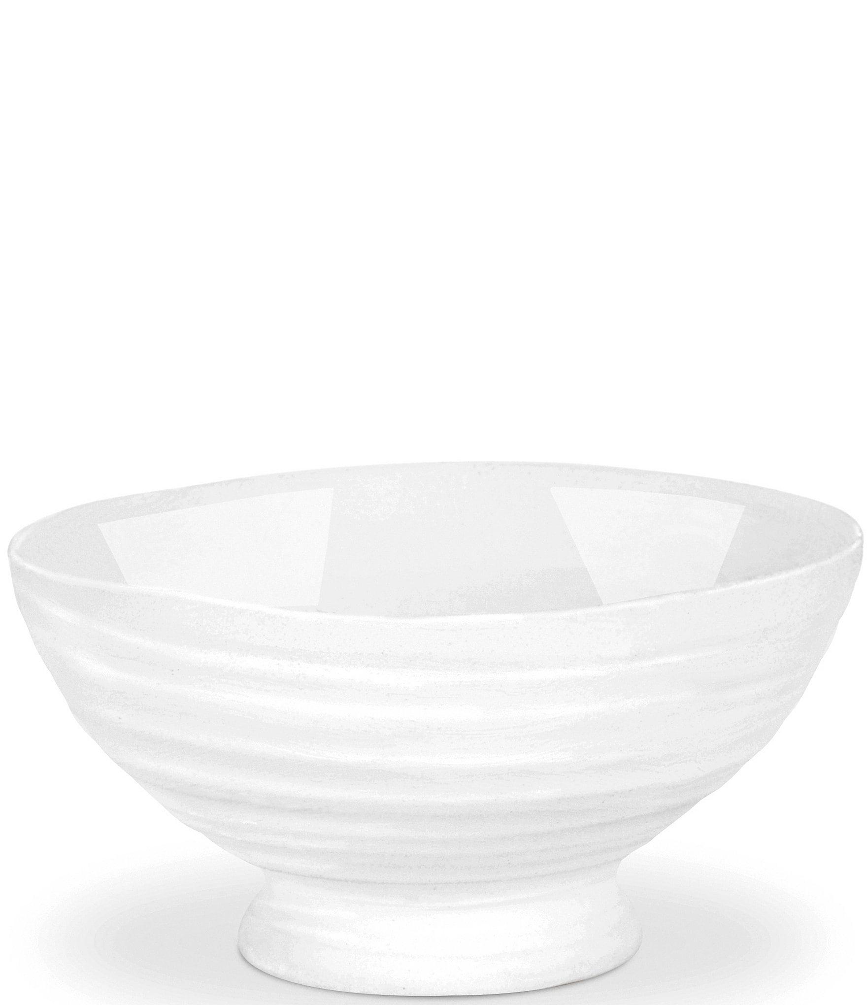 mini shell white porcelain sauce dish - set of four ...