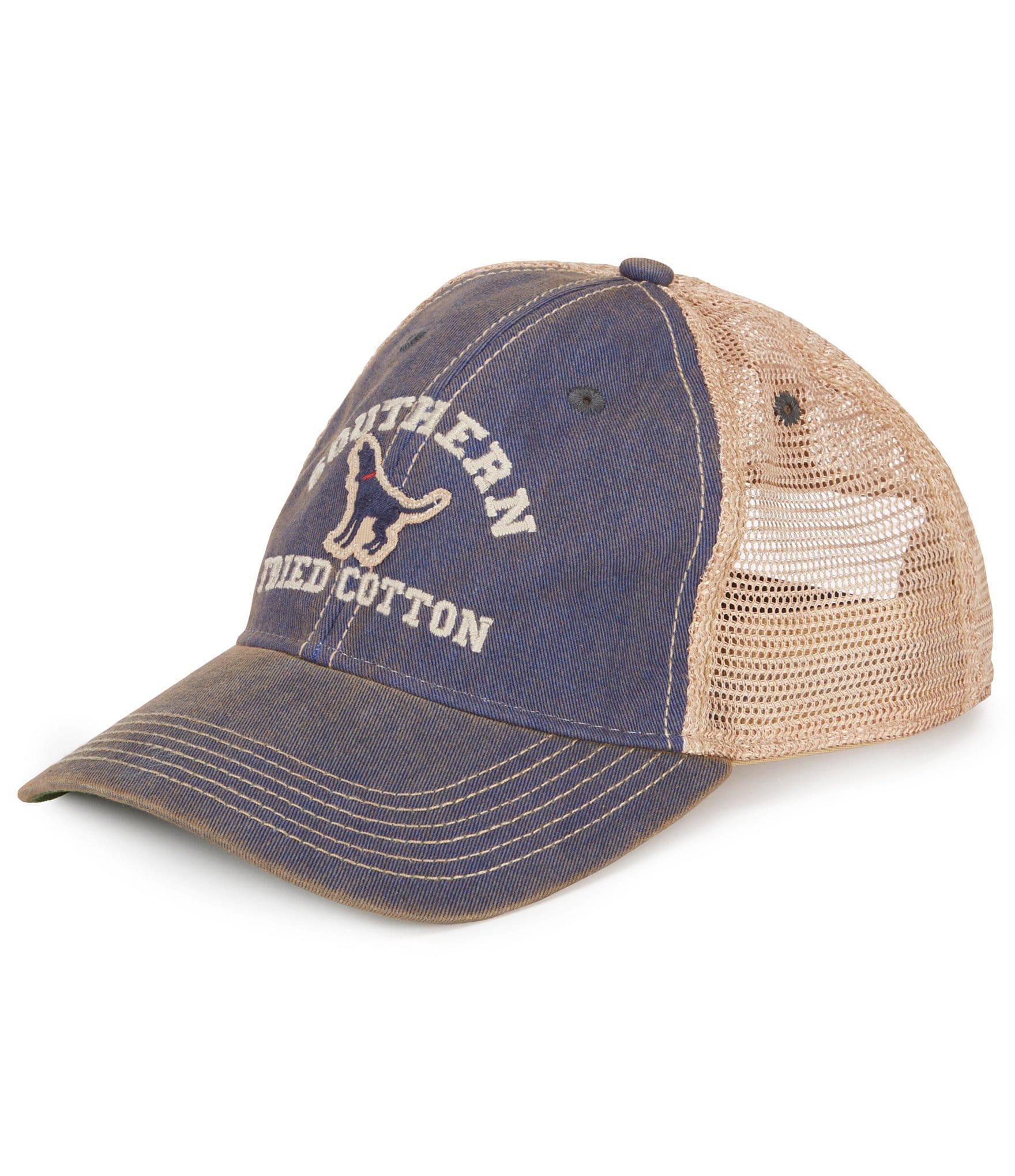 southern fried cotton howler trucker hat dillards