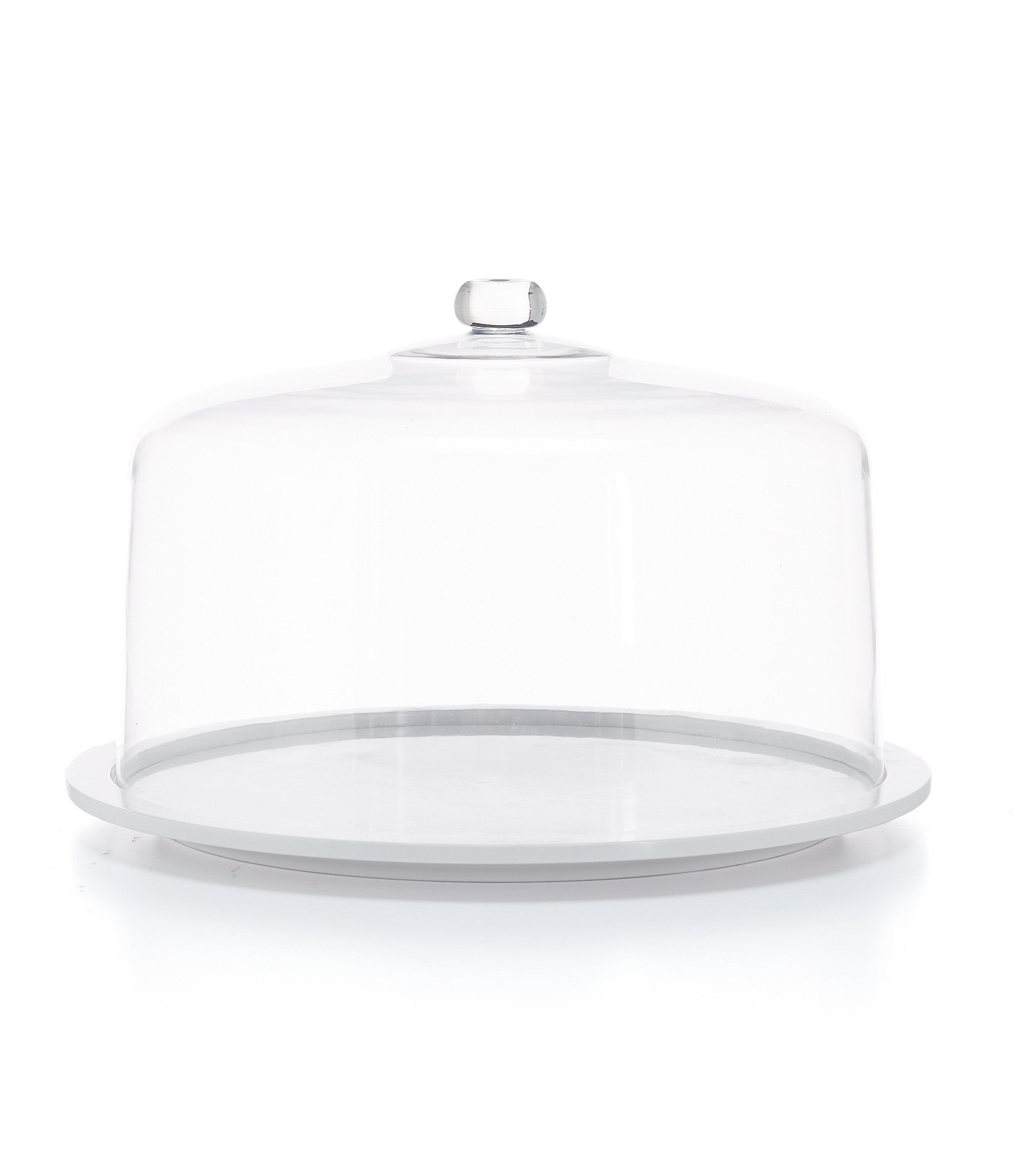 cake plate with dome southern living melamine cake plate with acrylic dome 2273