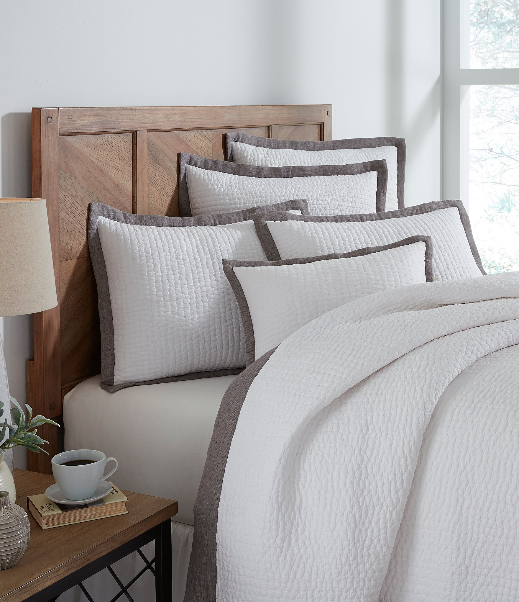 Southern Living Simplicity Collection Addison Coverlet