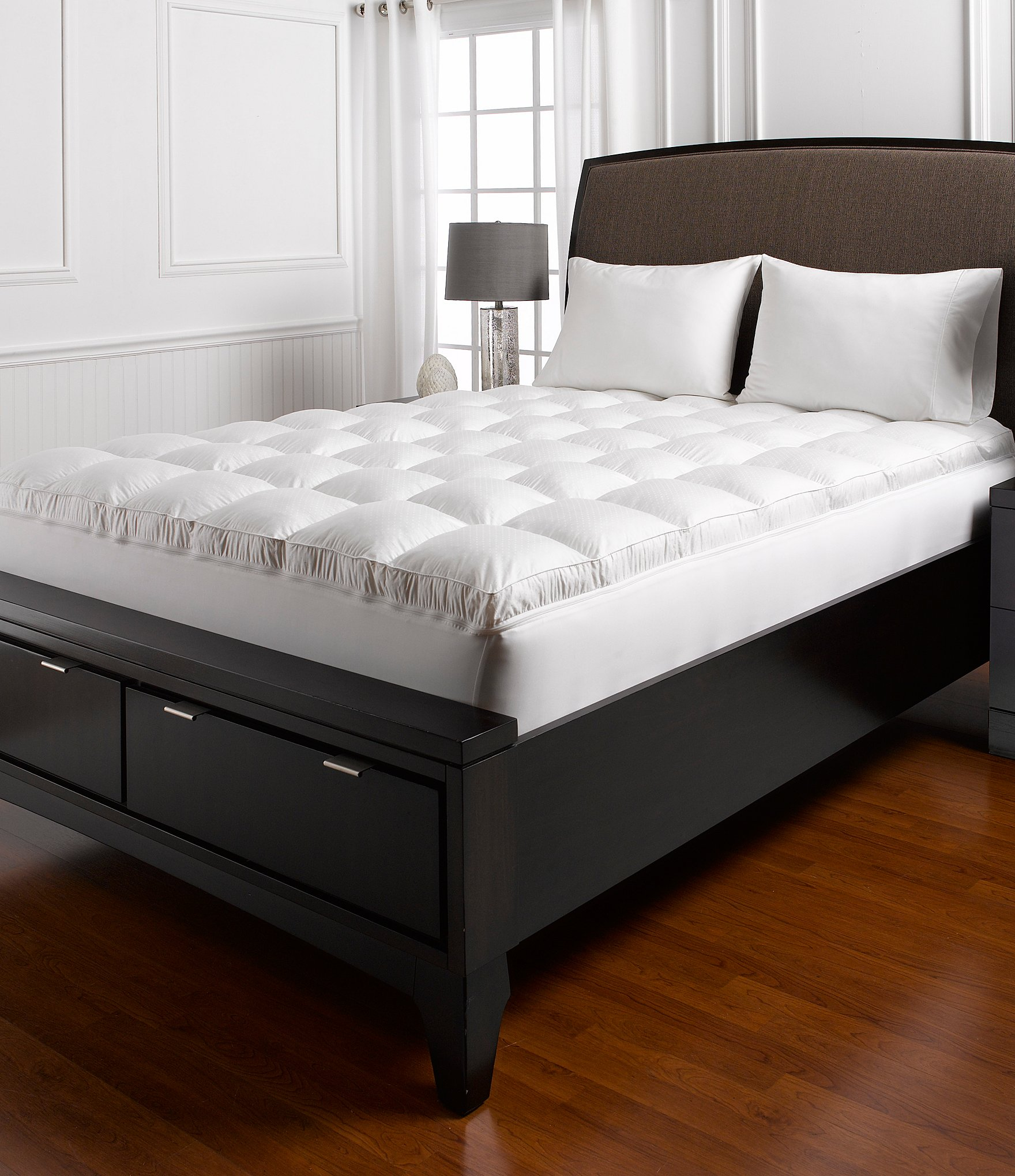 Southern Living Ultra Feather 500 Thread Count Mattress
