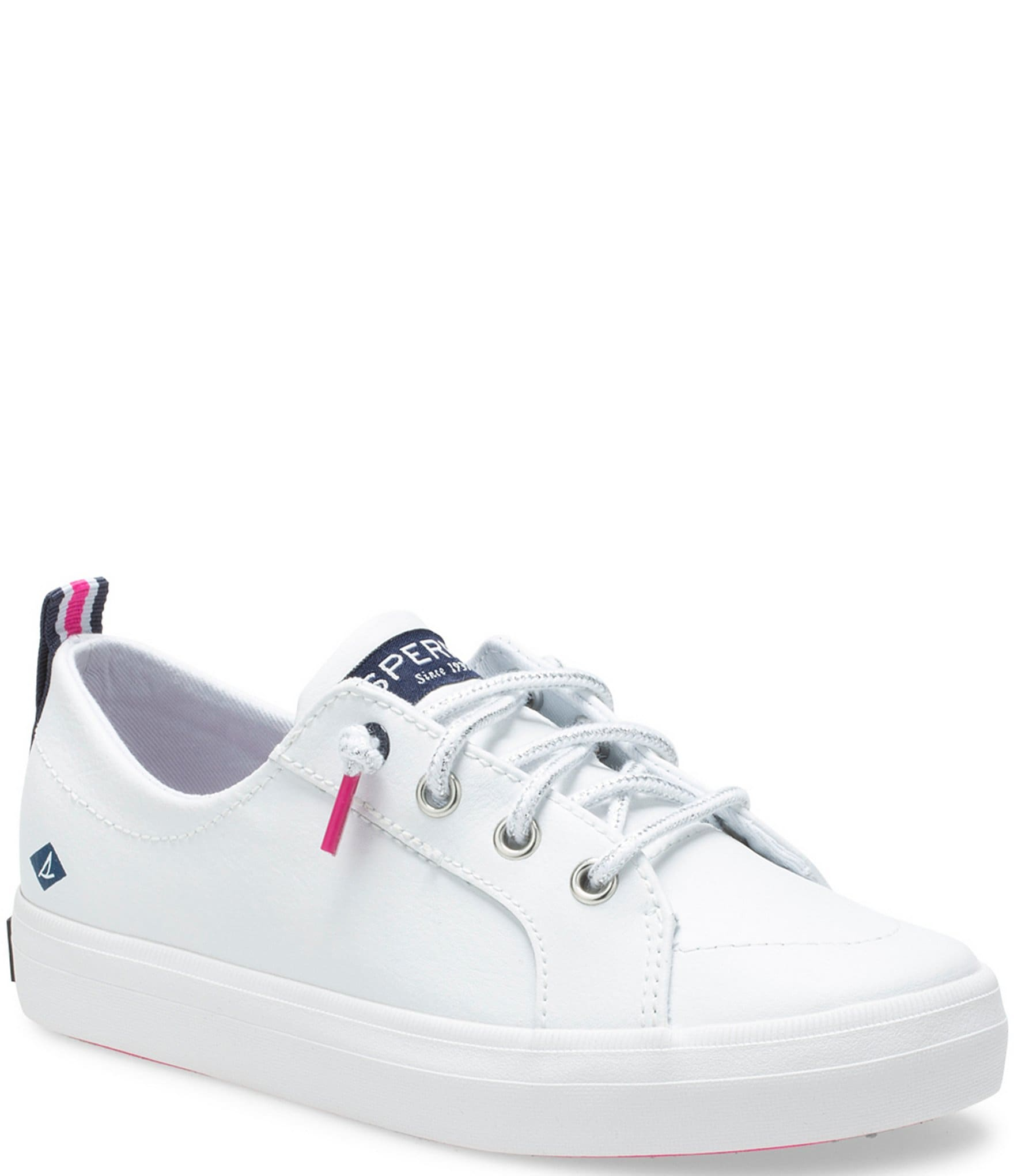 Sperry Girls' Crest Vibe Leather
