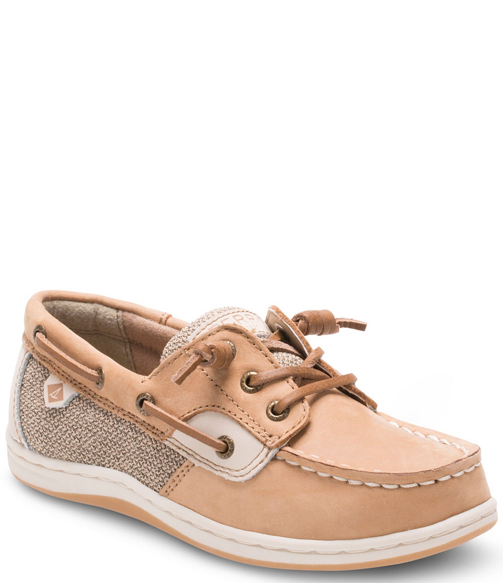Sperry Girls' Songfish Boat Shoes