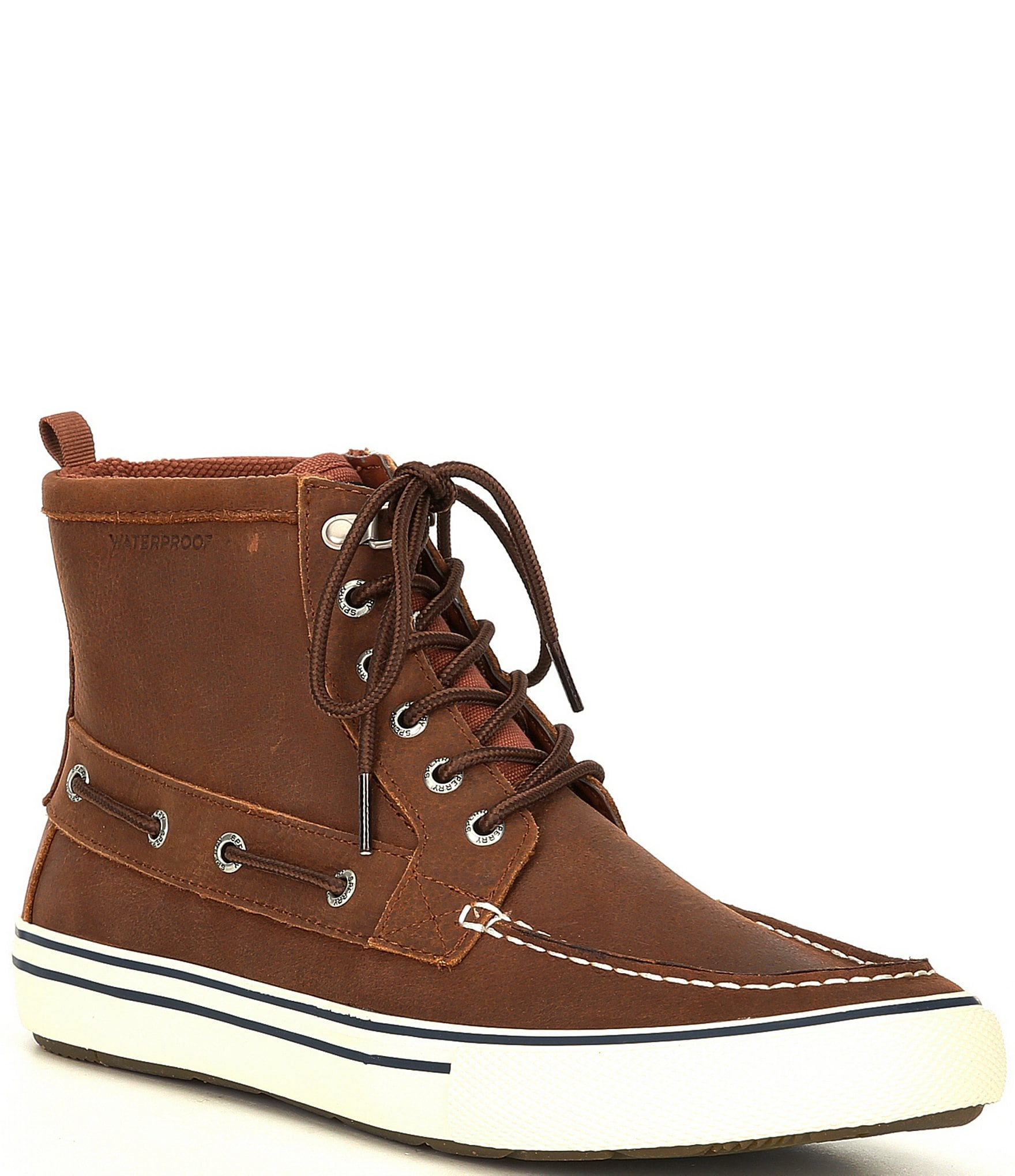 Sperry Men's Bahama Storm Leather Suede