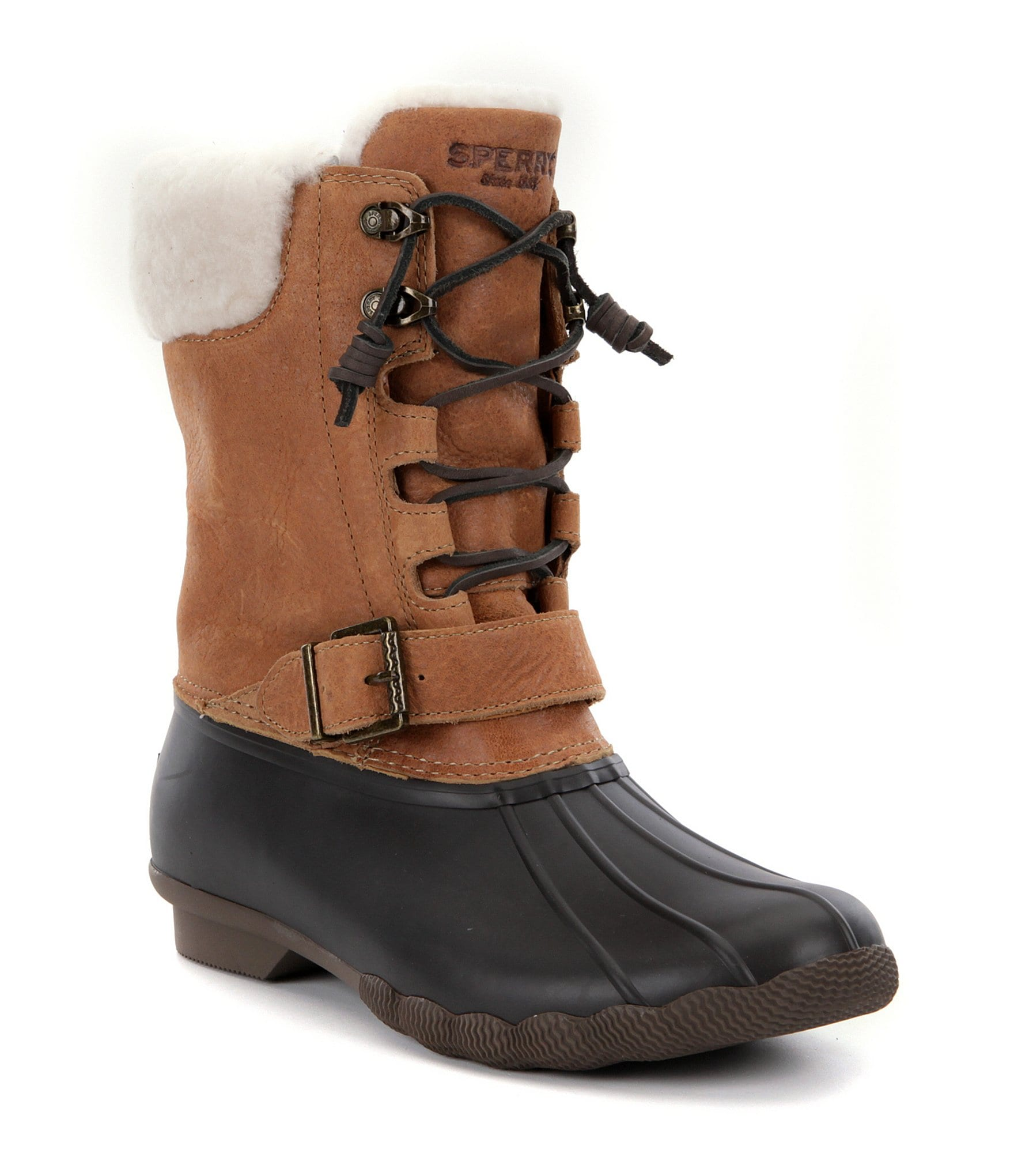 Circle Track Supply >> Sperry Saltwater Misty Thinsulate Waterproof Duck Boots | Dillards