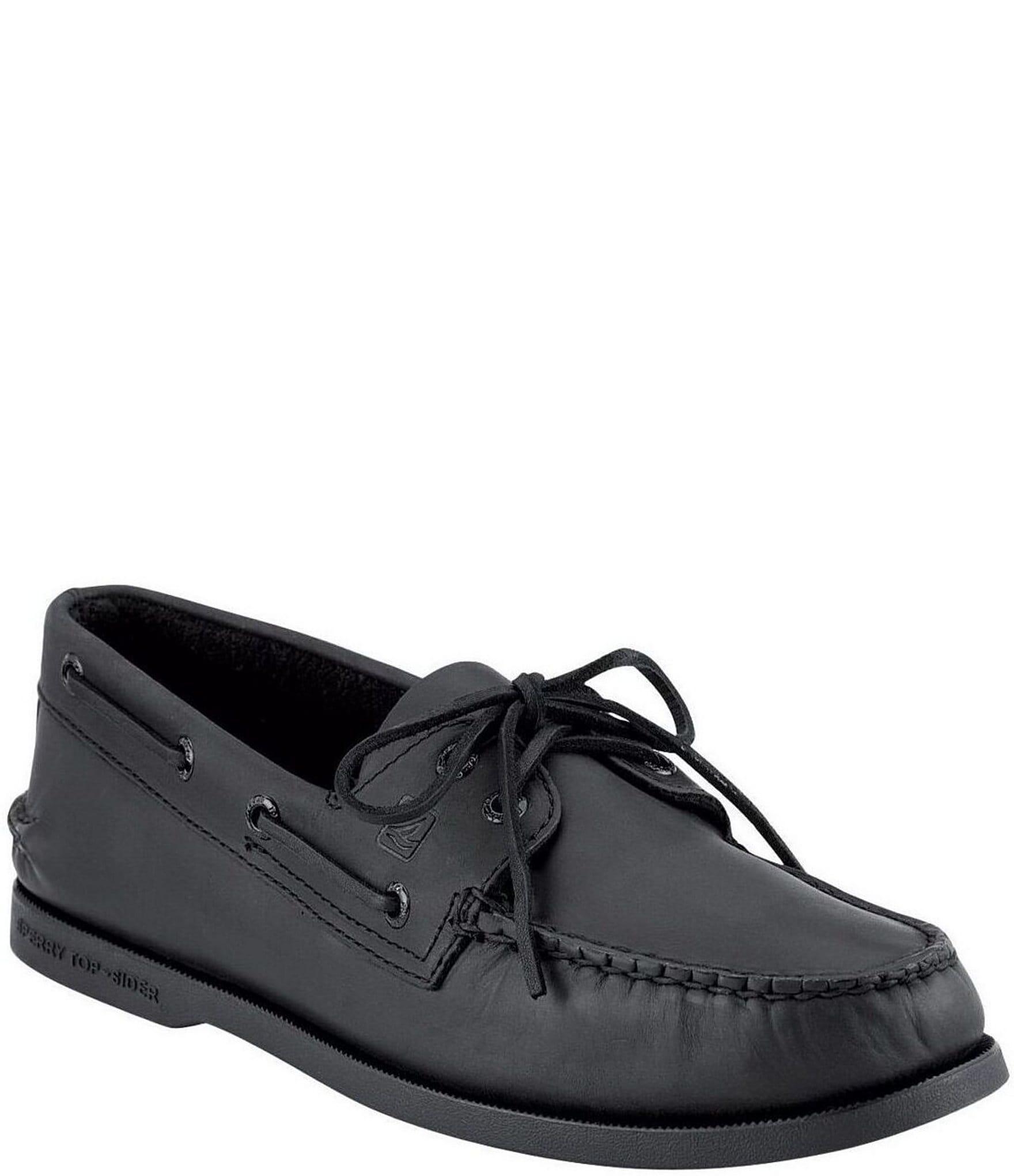 Sperry Black Men's Shoes | Dillard's