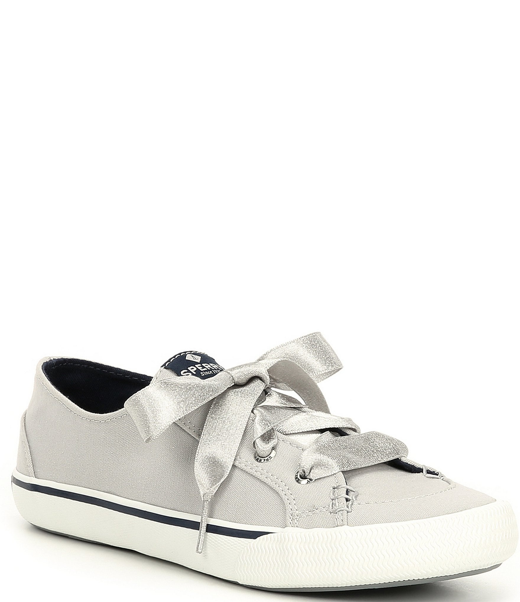 Lounge Satin Lace Sneakers
