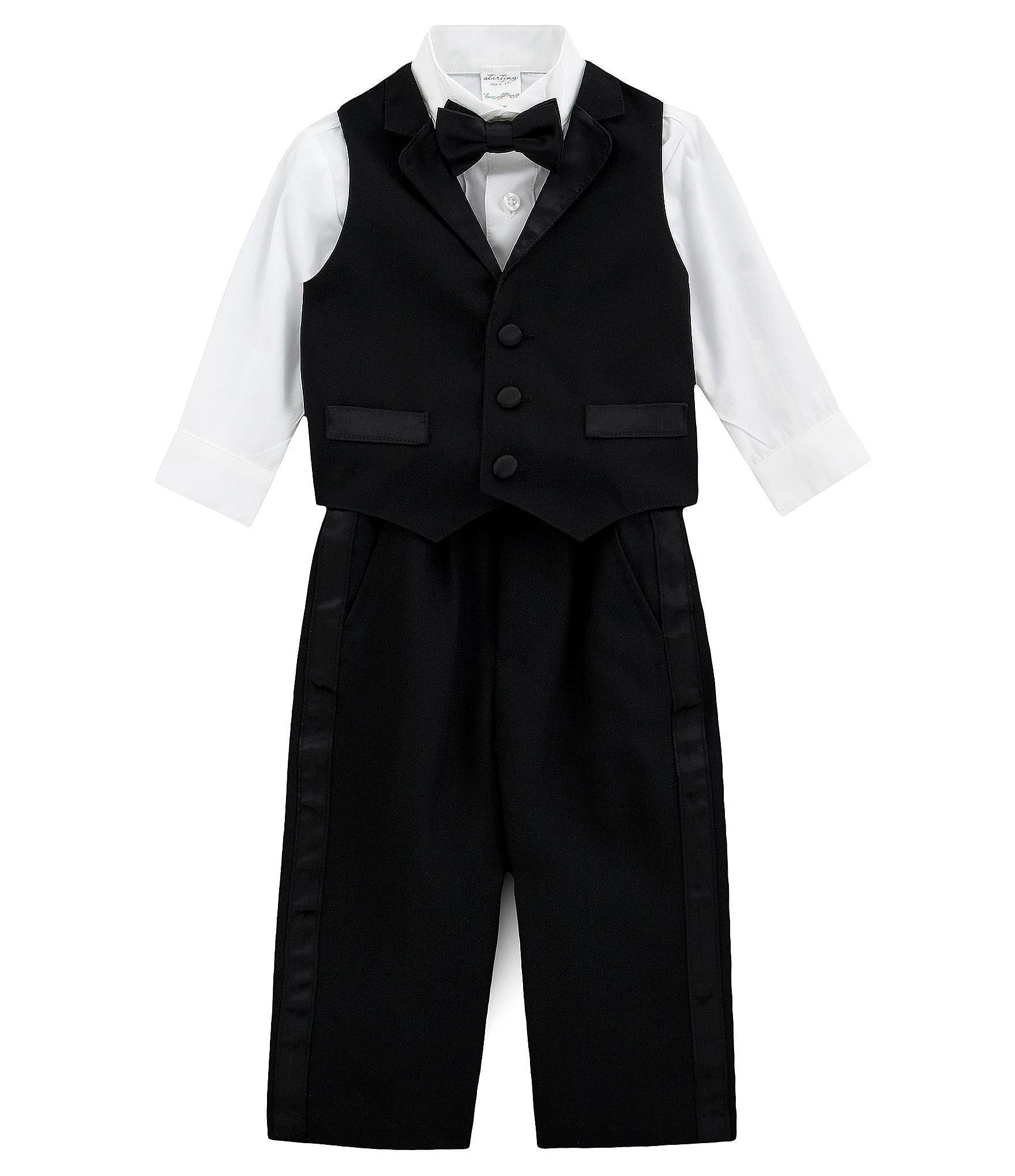 Starting Out Baby Boy Dress Shirts Pants Dillard S