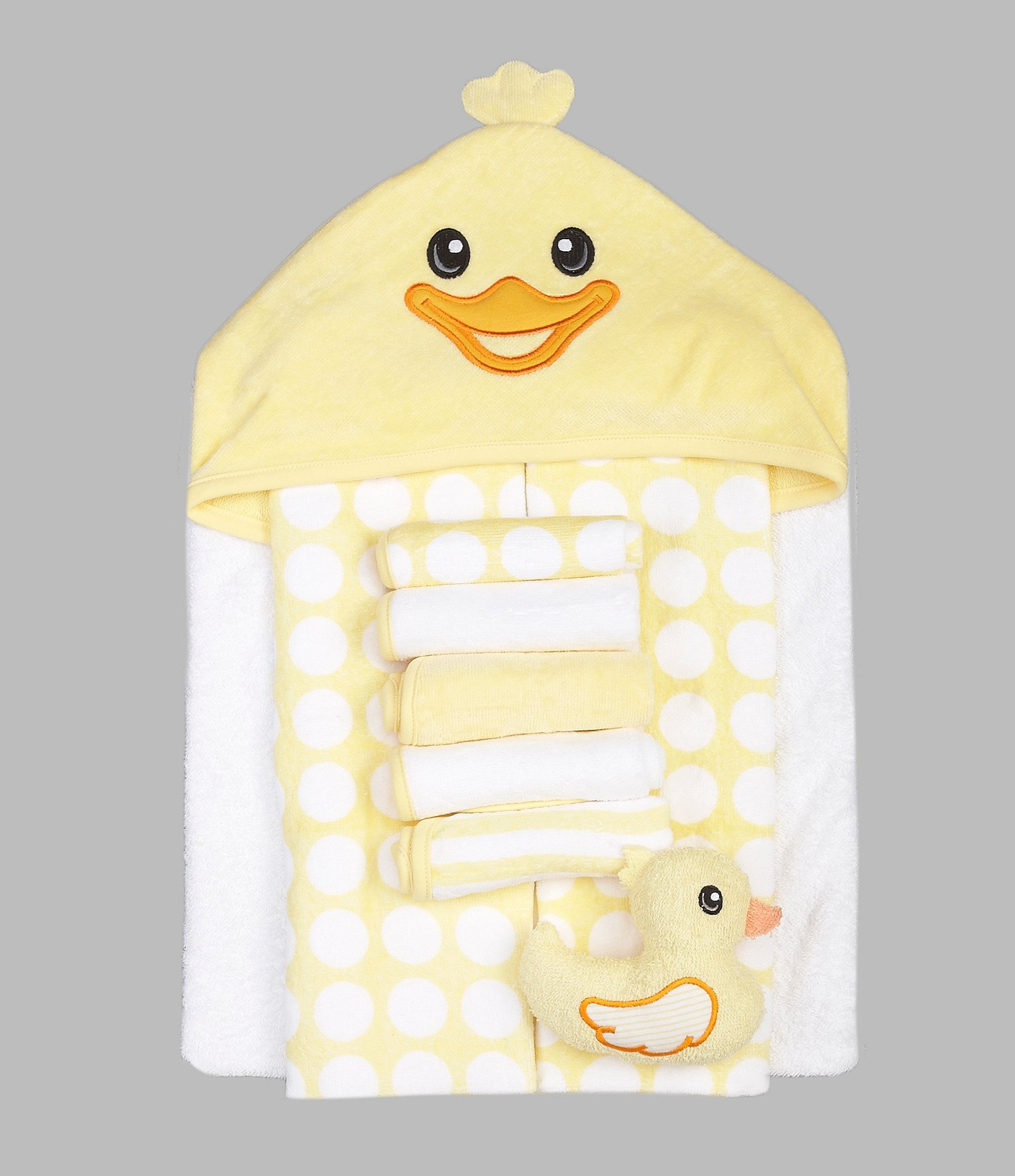 Starting out duck bath set dillards for A bathroom item that starts with n
