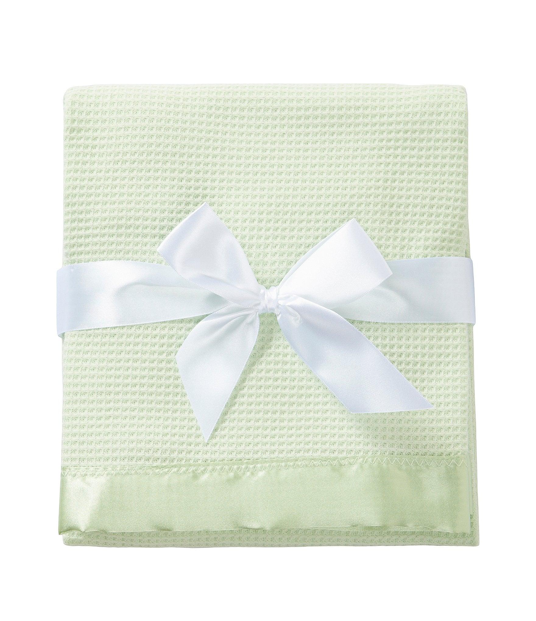 Starting Out Baby Satin Trim Blanket | Dillard's
