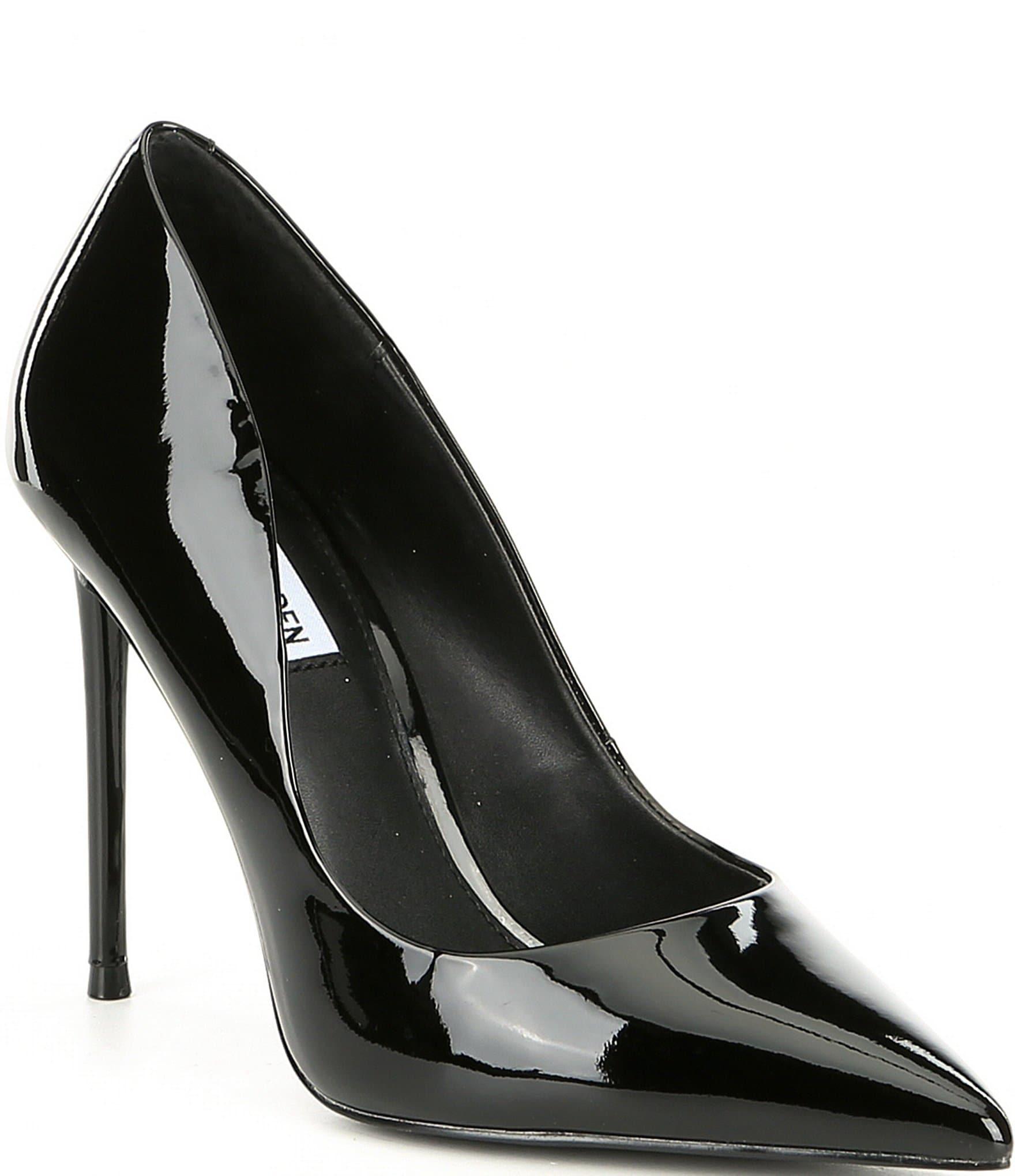 dillards shoes black pumps