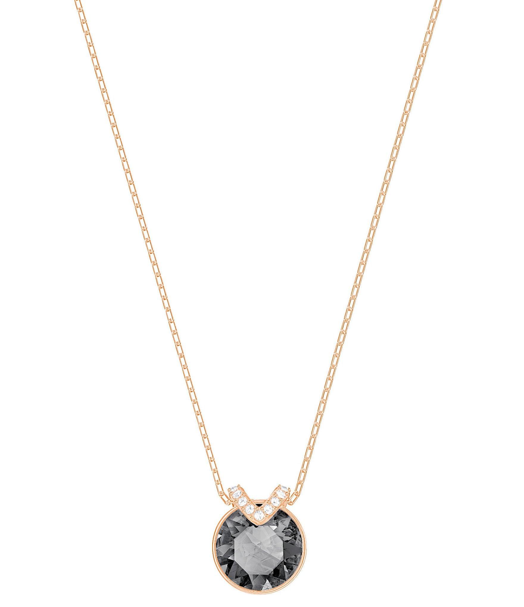 Swarovski Bella Crystal Pendant Necklace