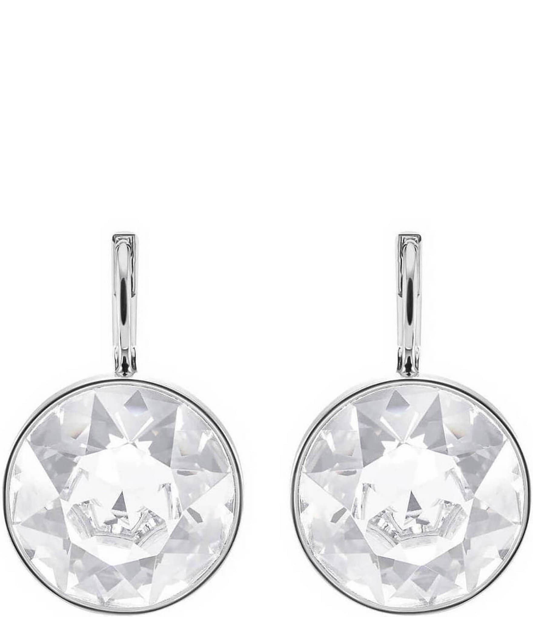 swarovski earrings dillards