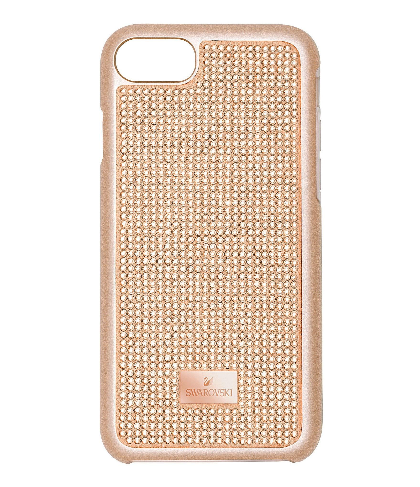 Swarovski Iphone  Case Rose Gold