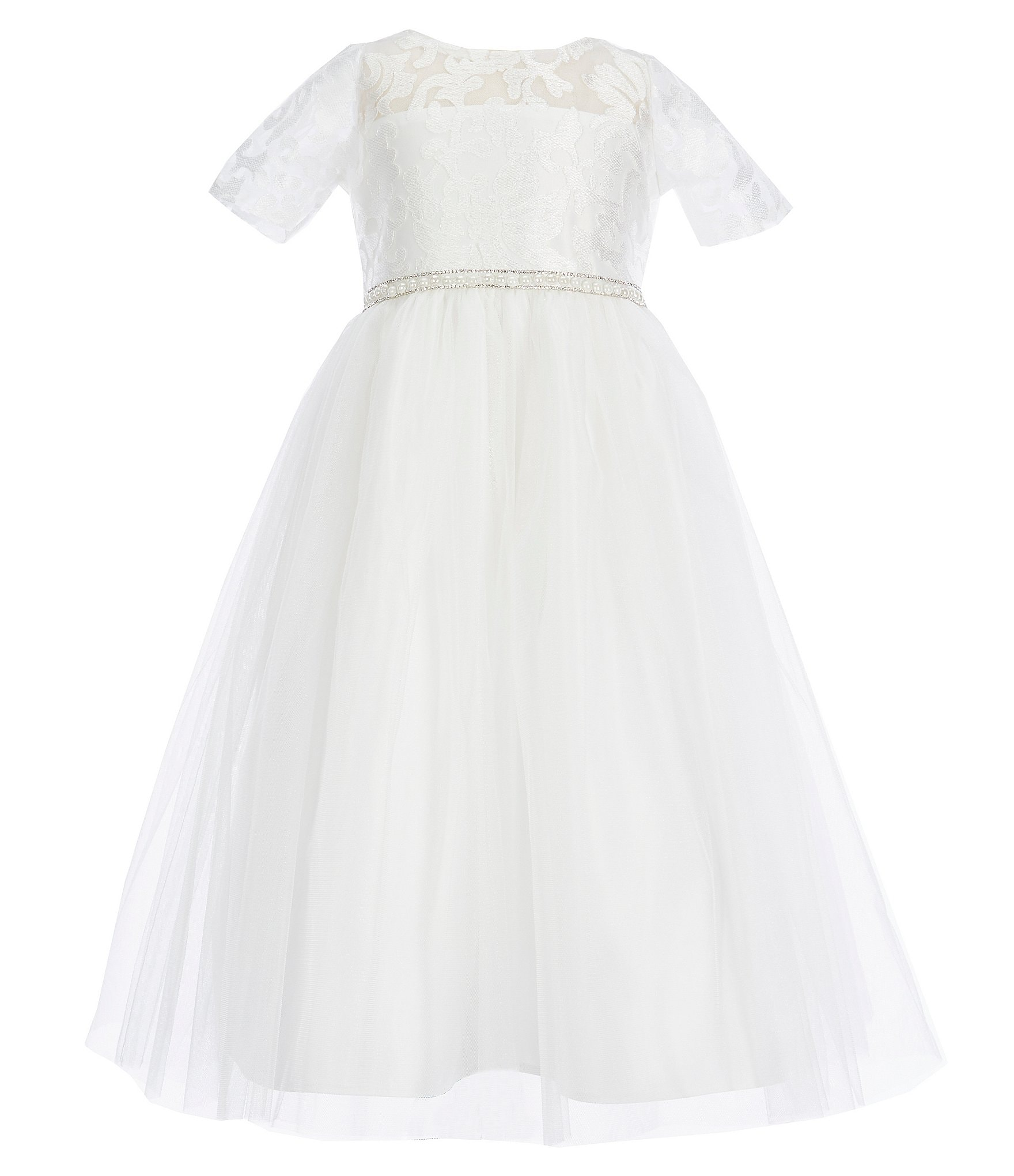 aa507689 Ivory Girls' Special Occasion Dresses 2T-6X | Dillard's