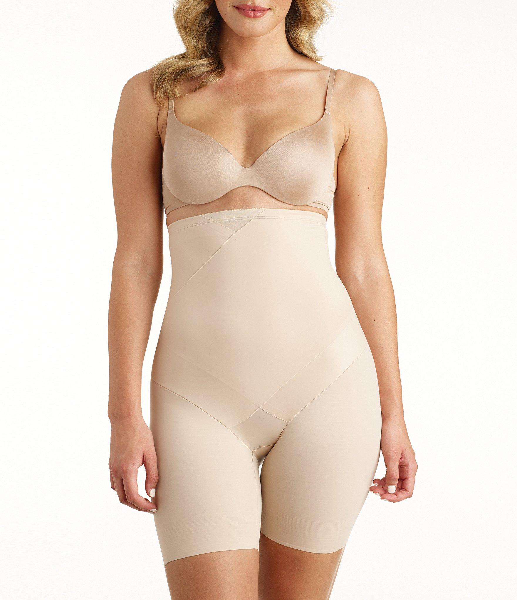 29e1f59b74962 TC Fine Intimates Tummy Tux Hi-Waist Thigh Slimmer