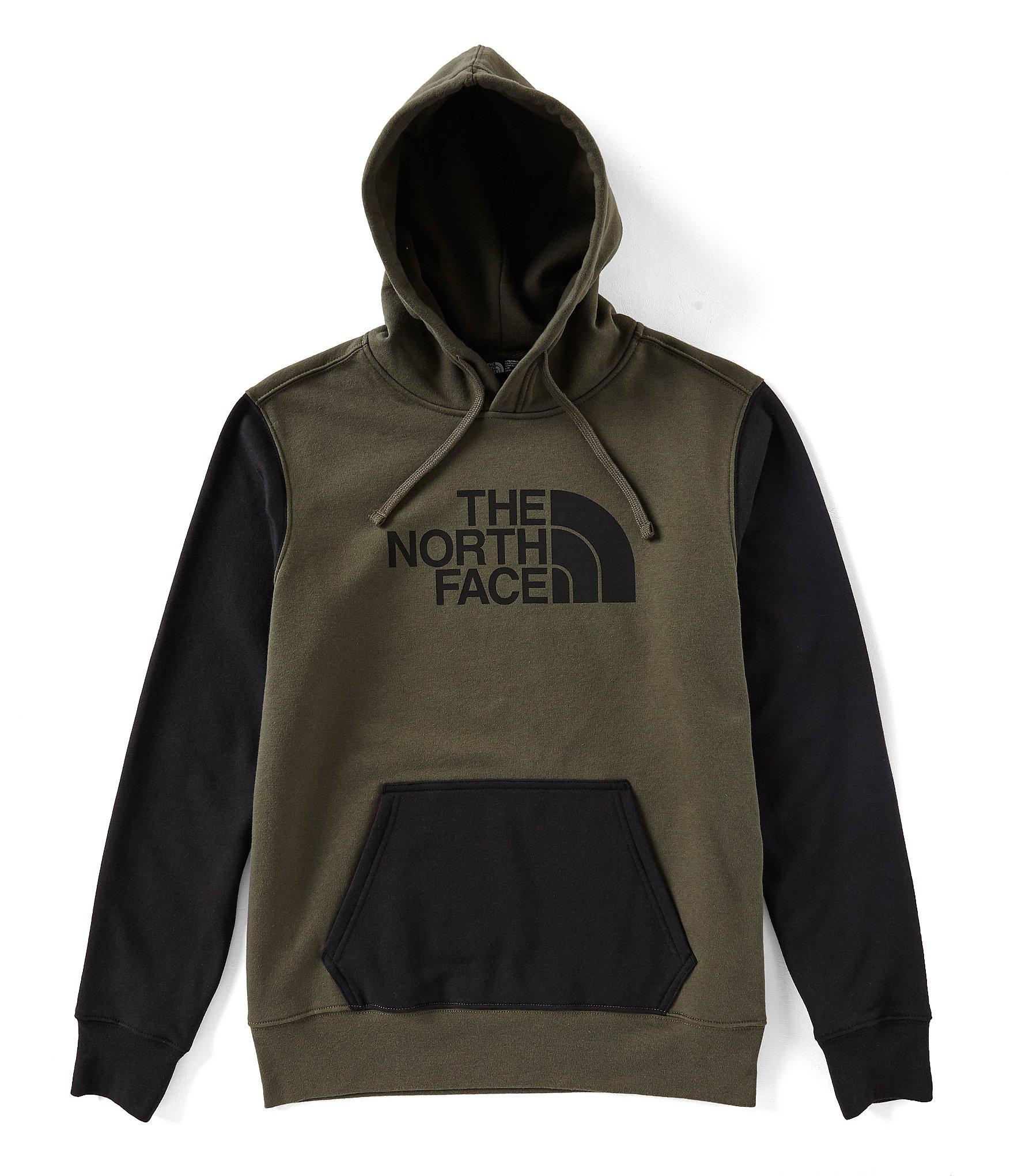 The North Face Half Dome Fleece Pullover Hoodie Dillards