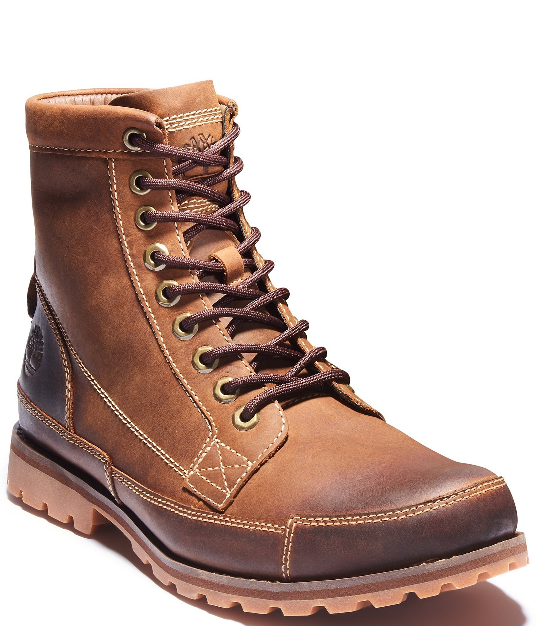 Timberland Men S Earthkeeper Leather Boots Dillards