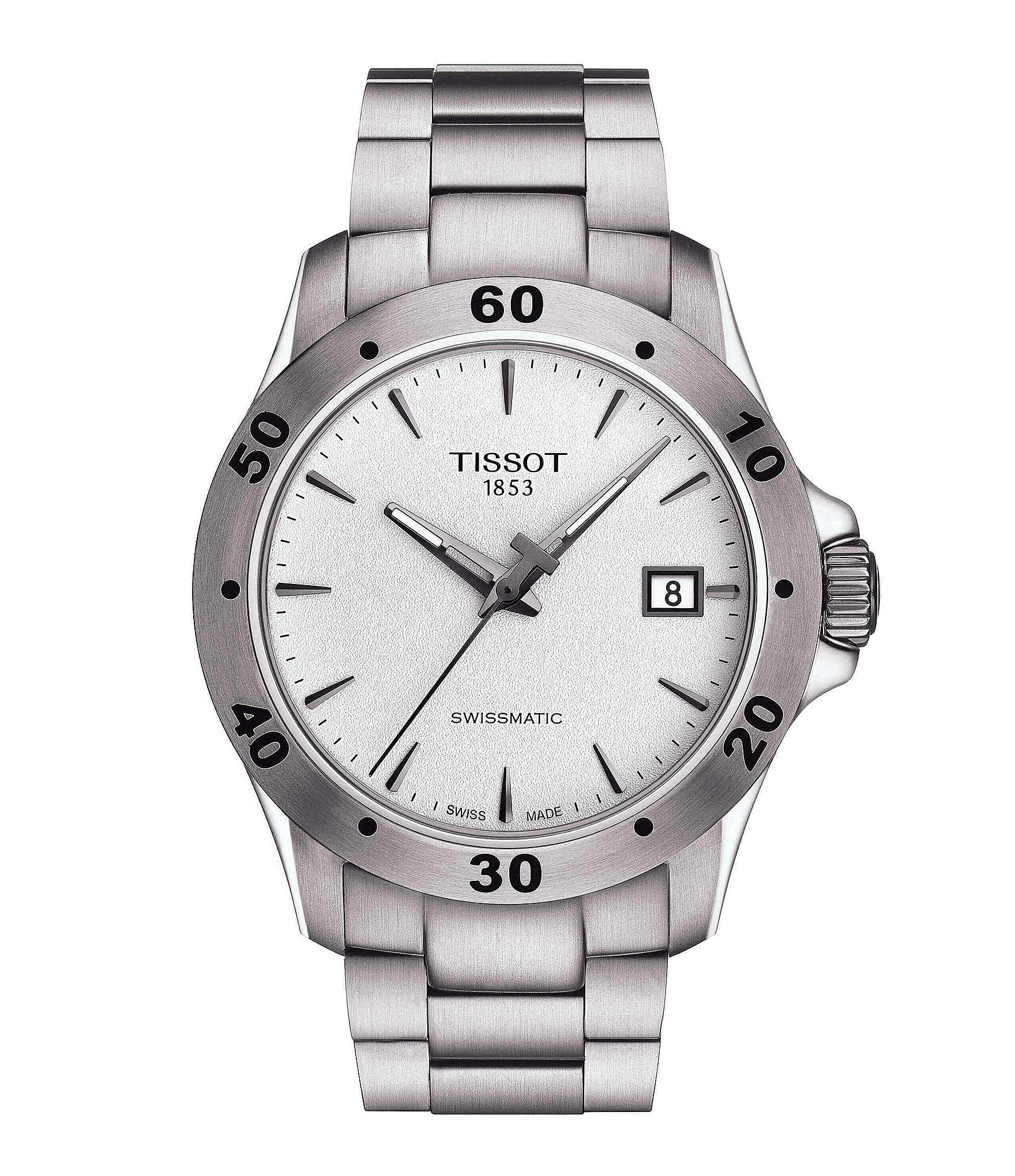Tissot V8 Swissmatic Watch Dillard S