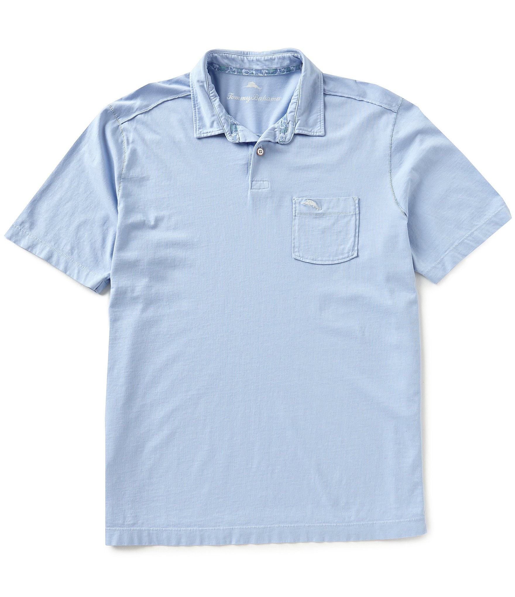 Tommy bahama short sleeve bahama reef polo shirt dillards for Tommy bahama polo shirts on sale