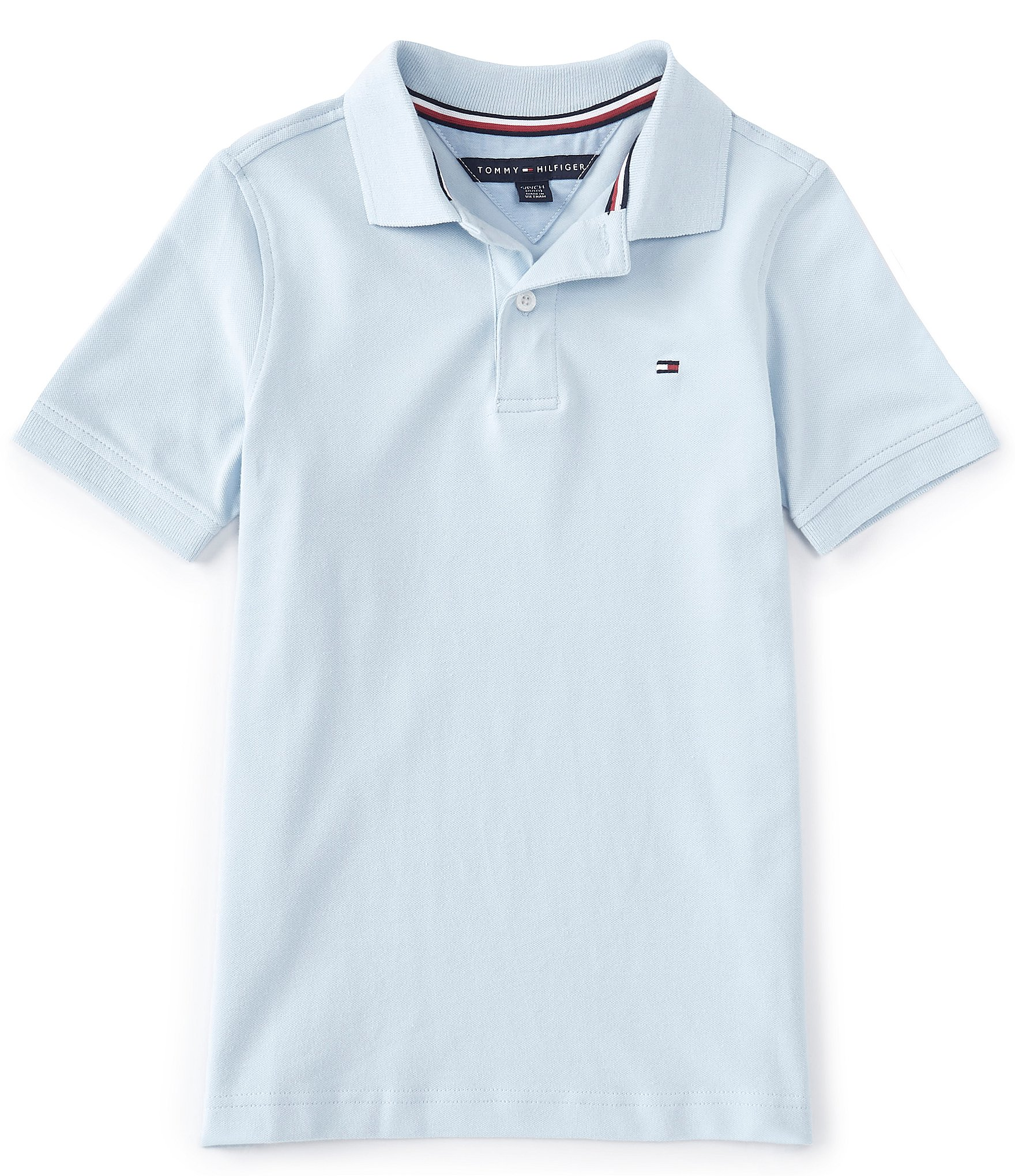 Tommy Hilfiger Boys Short Sleeve Ivy Polo