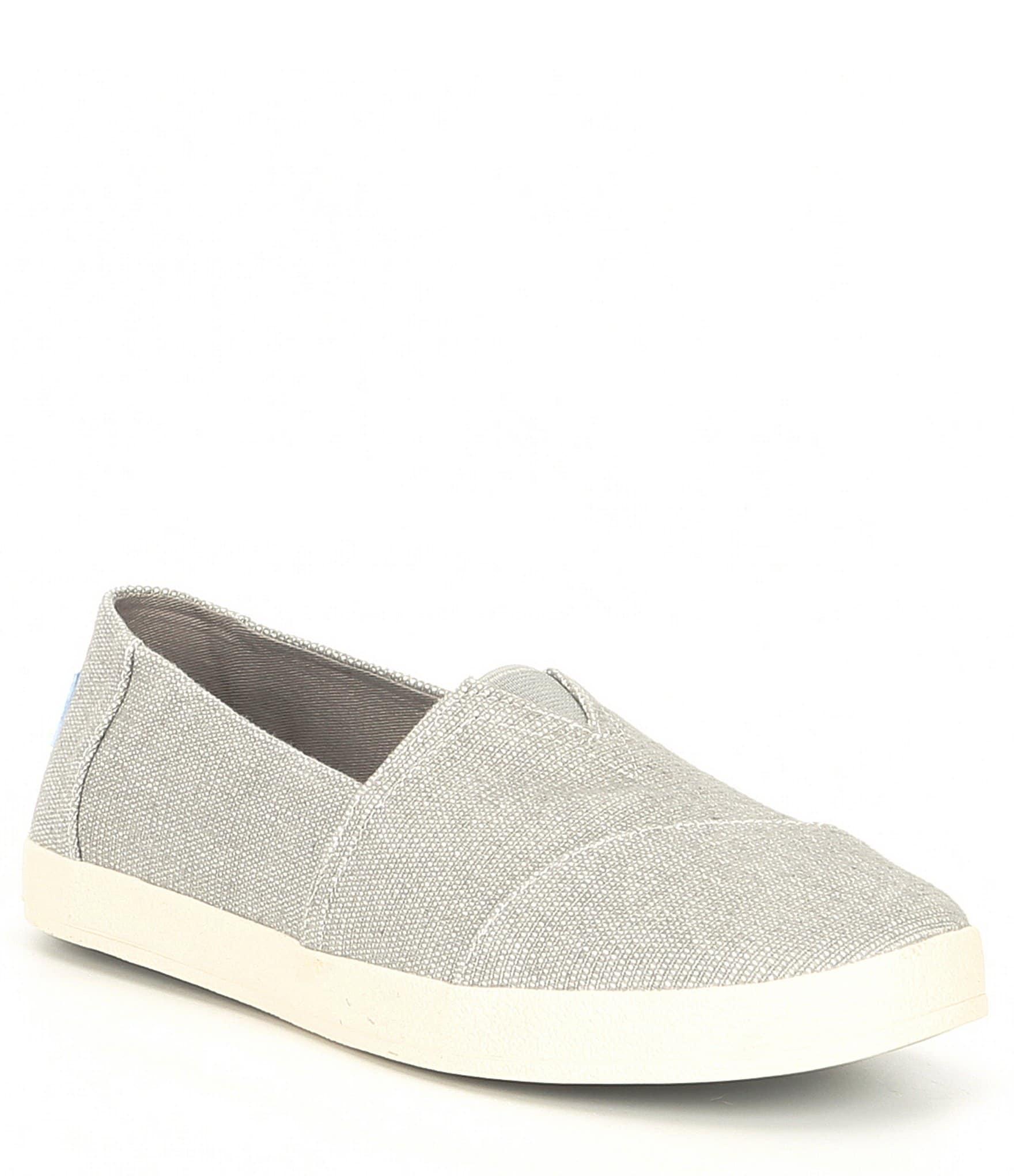 TOMS Avalon Canvas Slip-On Shoes