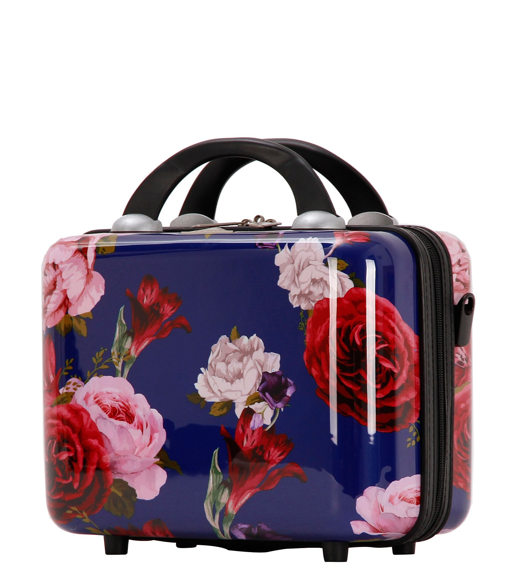 Triforce Versailles Collection Floral Travel Beauty Case
