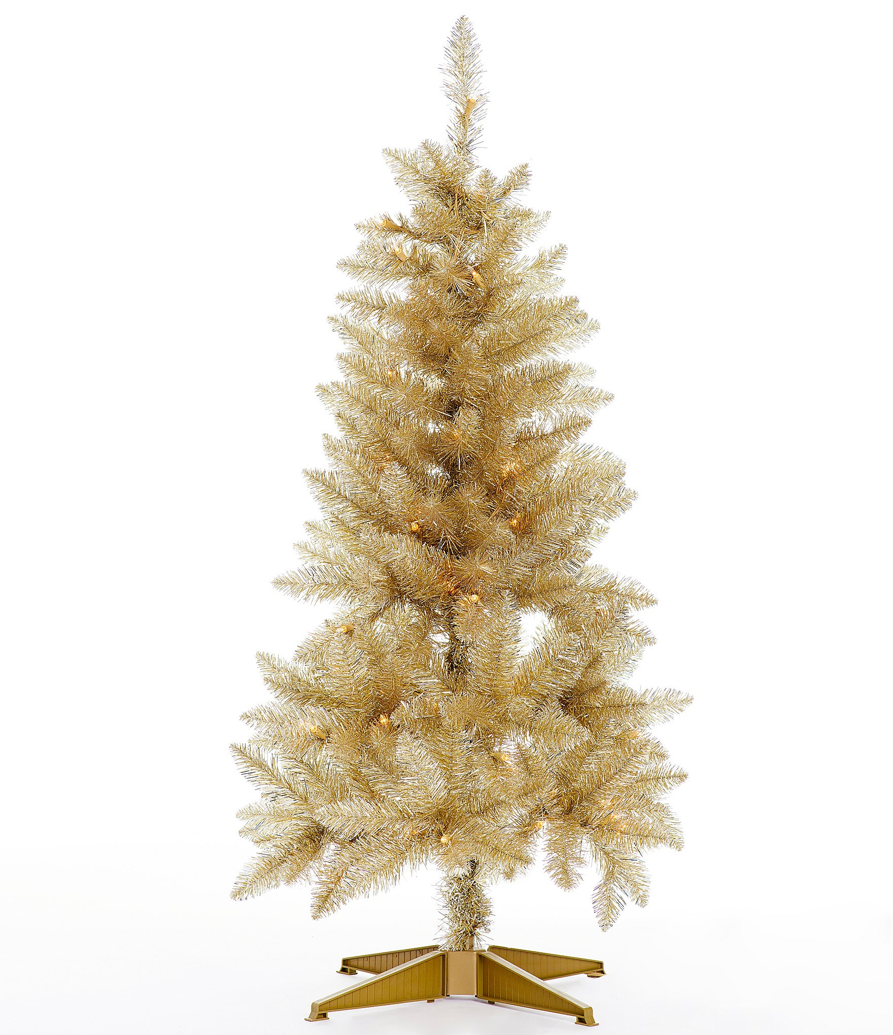Trimsetter 4 Foot Pre Lit Christmas Tree Dillards
