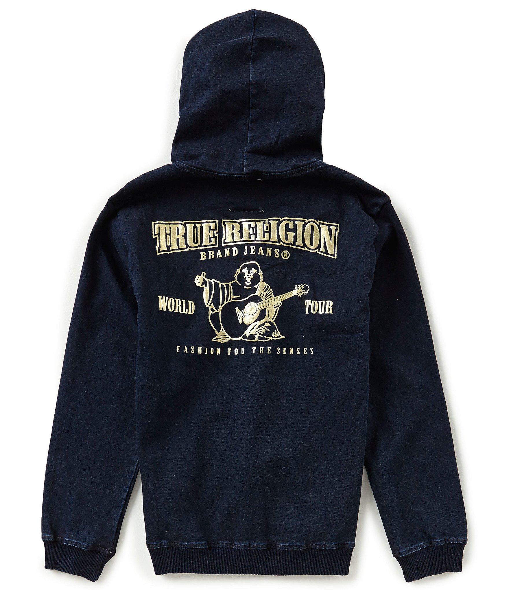True religion hoody