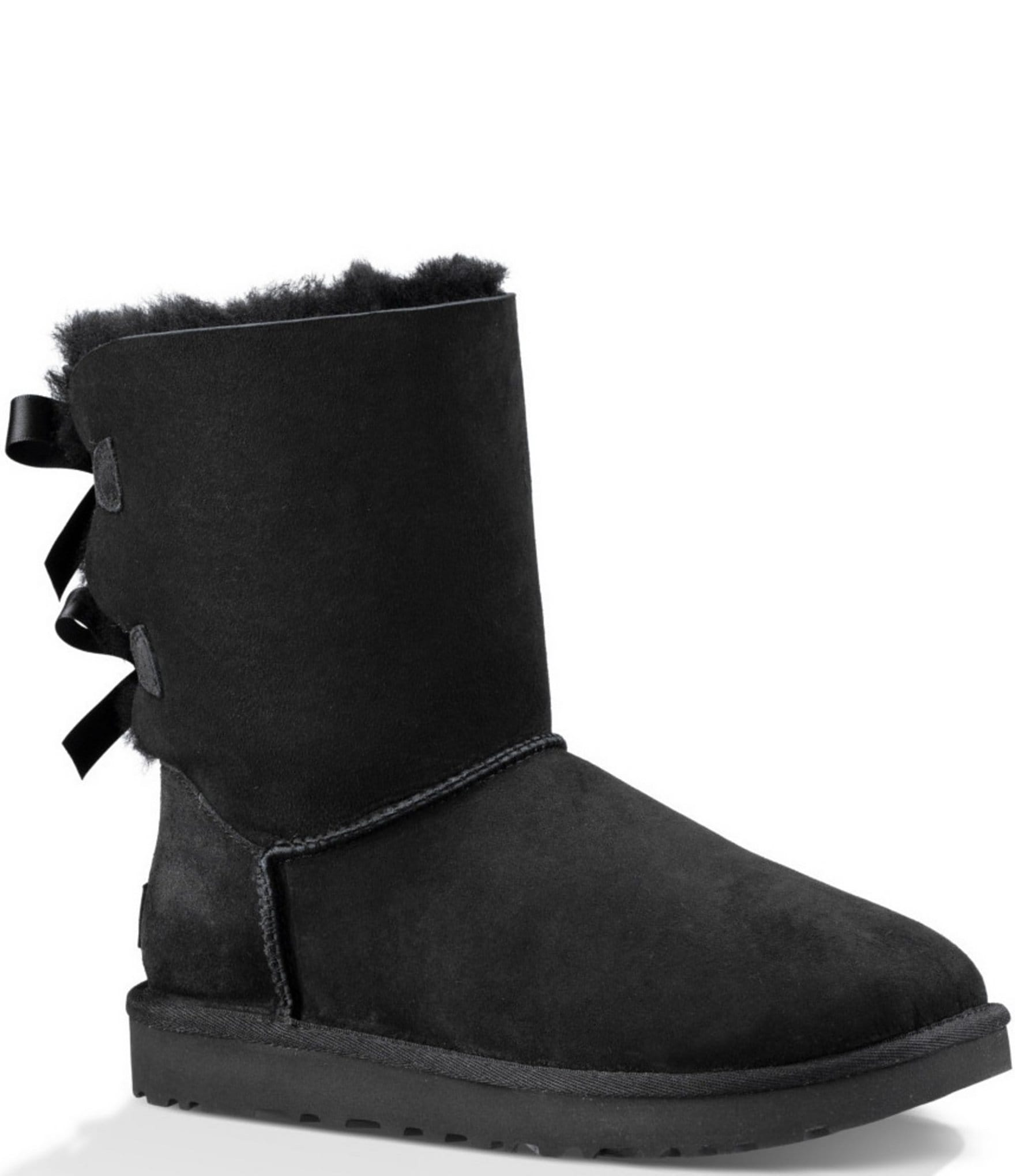 e9ae8d47c4f UGG® Bailey Suede Bow II Boots