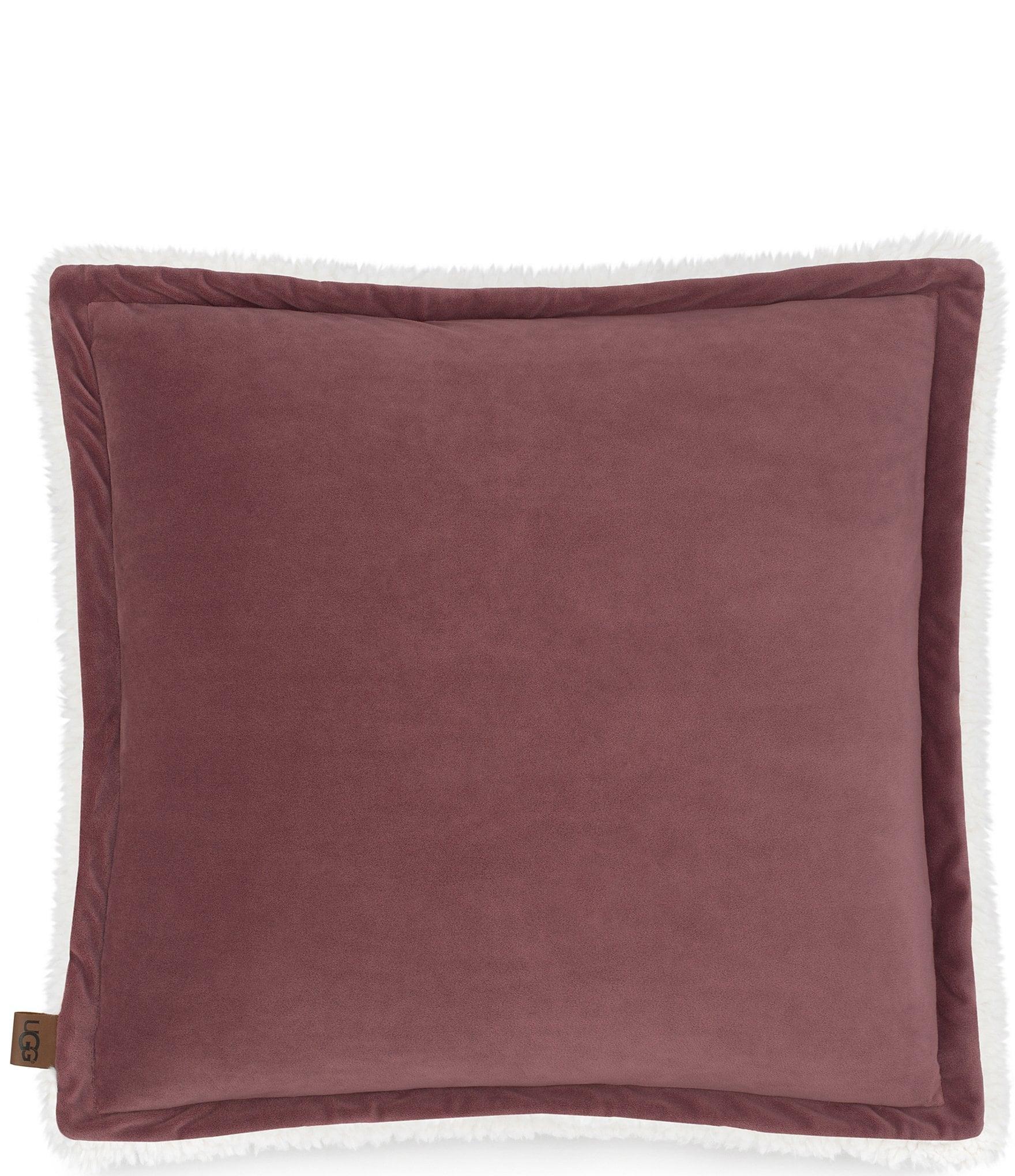 06eb4602fb7 Red Decorative Pillows