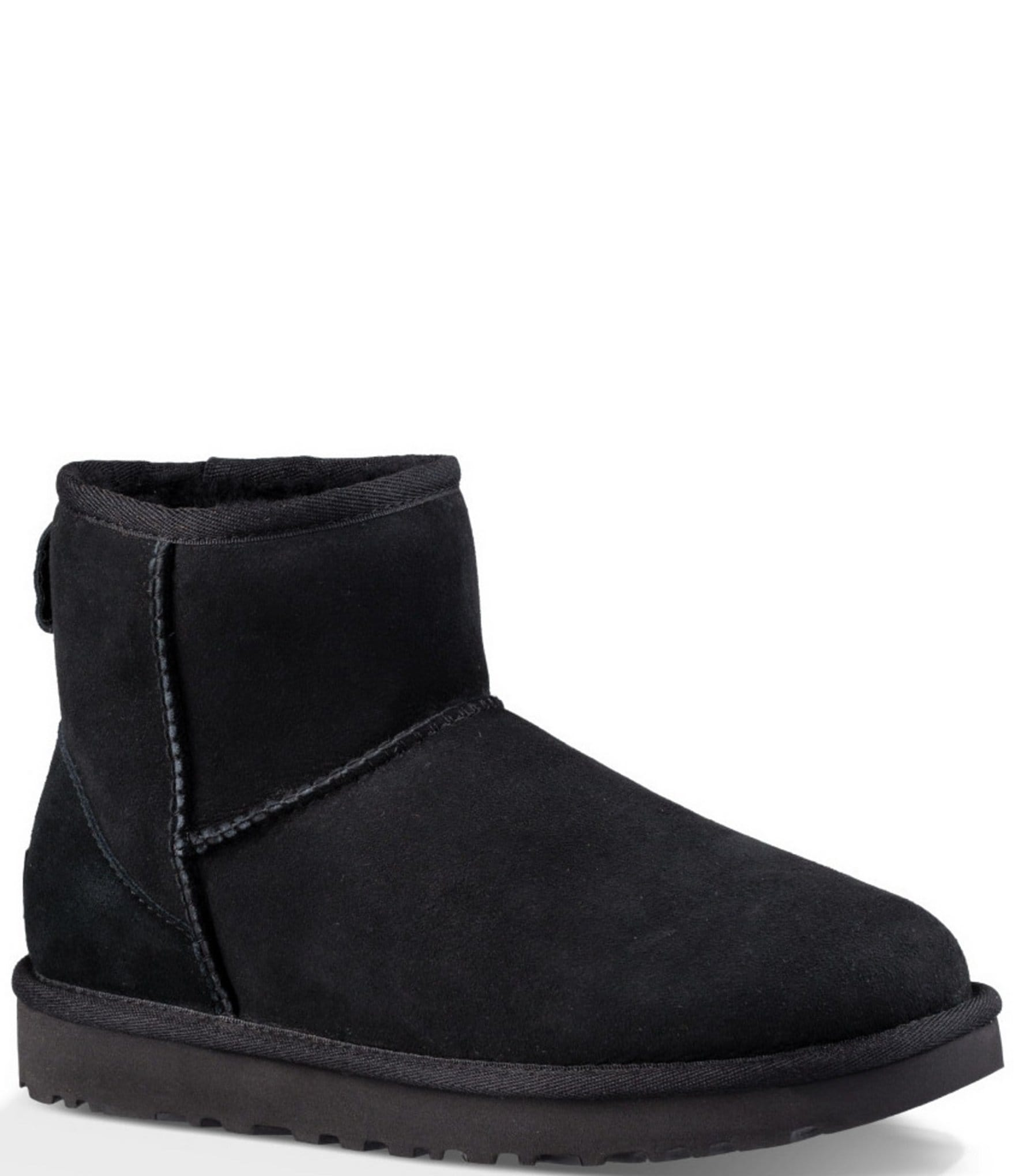 5481bd17f36 UGG® Classic Mini II Stitch Detail Ankle Booties
