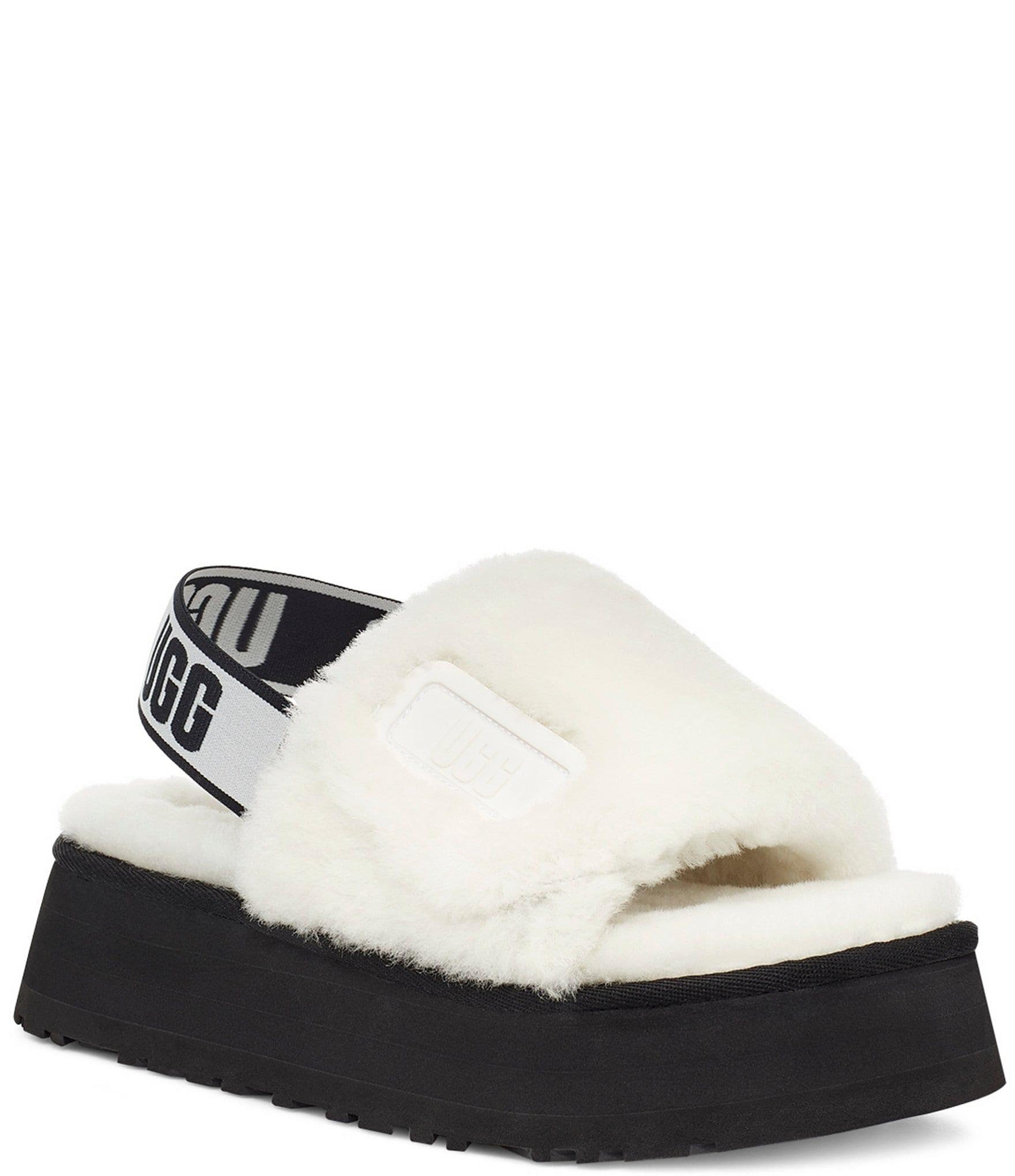 UGG® Disco Slide Sandals | Dillard's