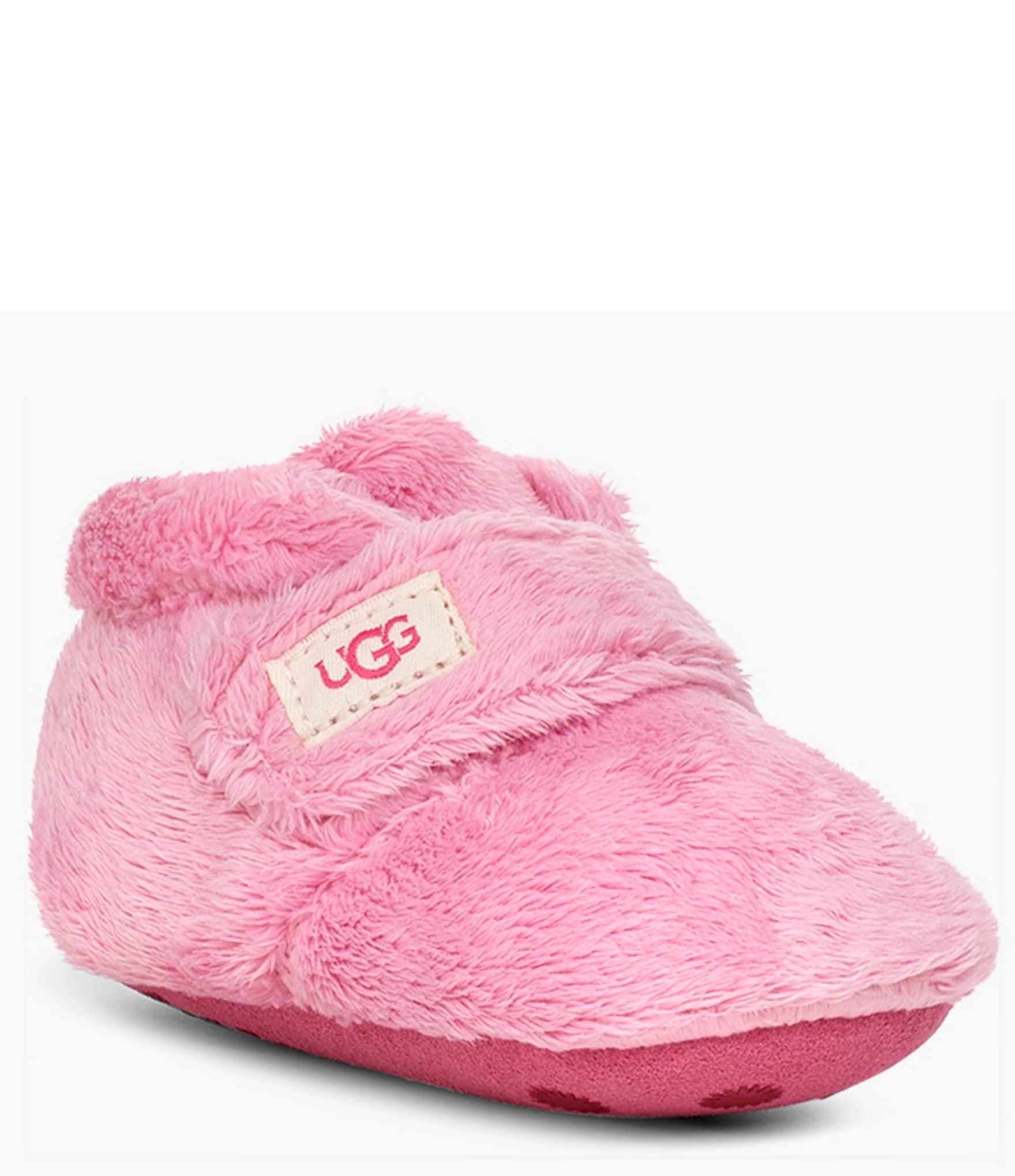 114d69e7cb8 UGG Girls' Bixbee Crib Shoe