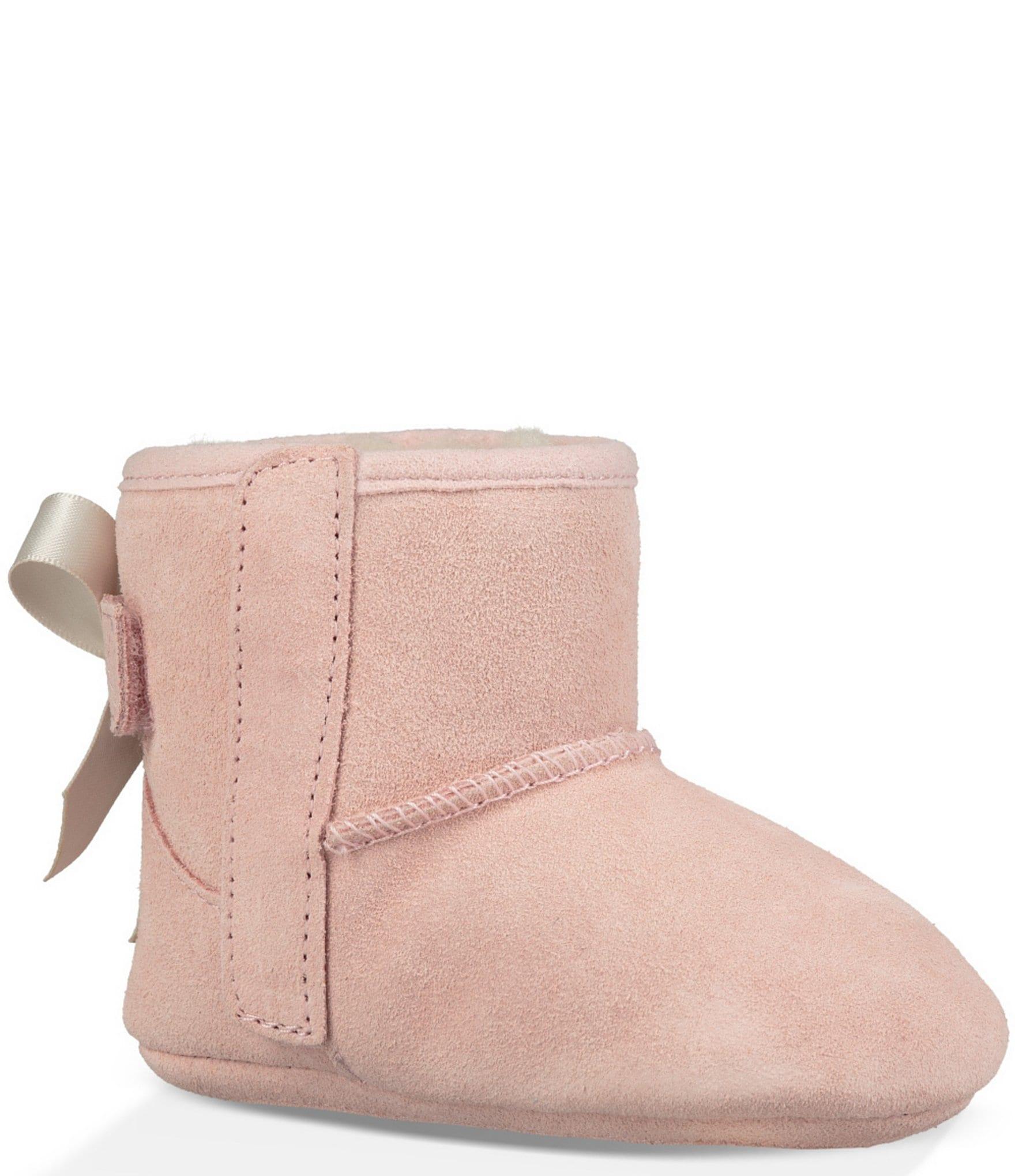 pink uggs at dillards