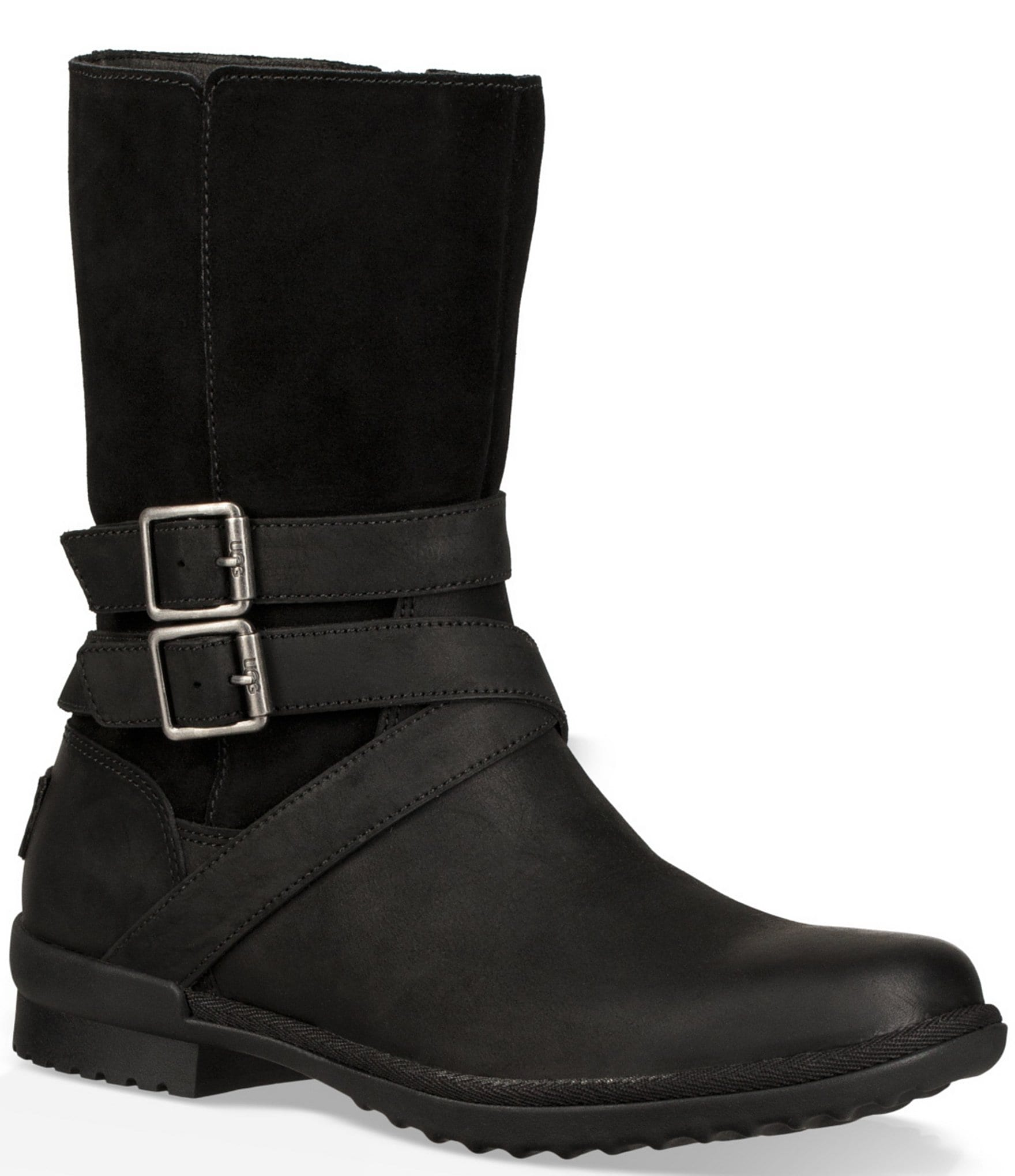 0c9bd67320c UGG® Lorna Waterproof Leather and Suede Boots