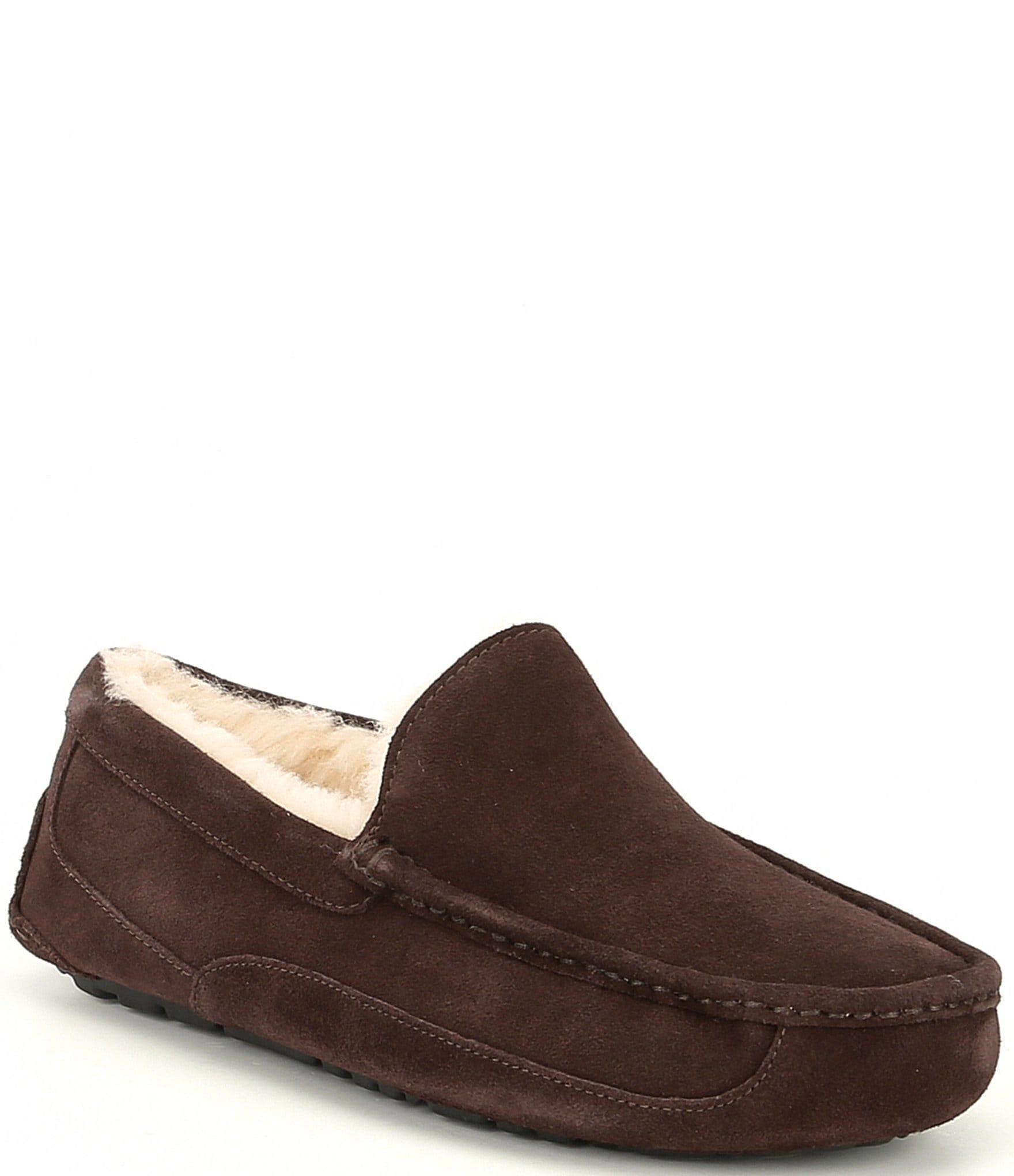 f8fc3249d76 UGG® Men's Ascot Slippers | Dillard's