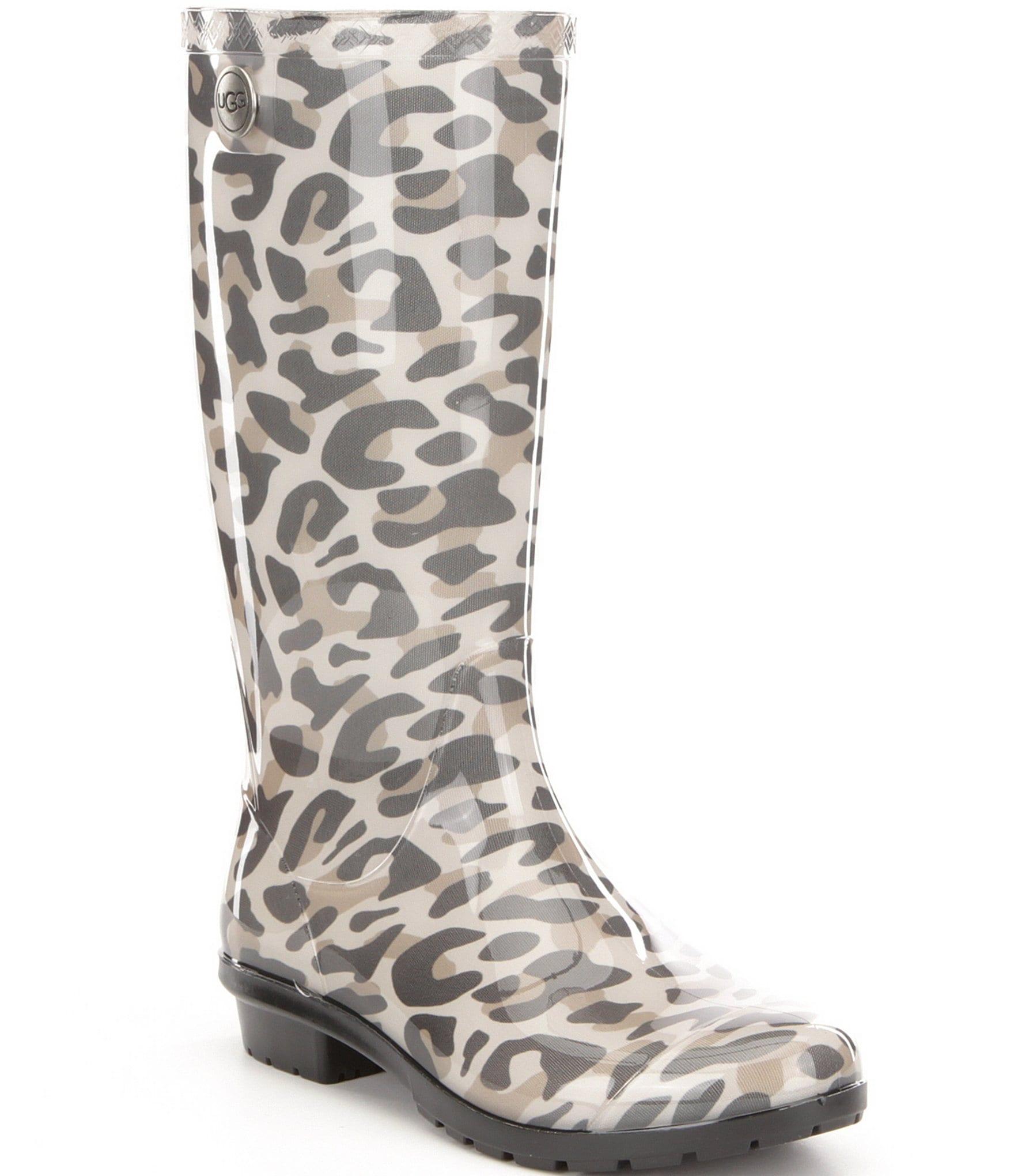 260fdc2e74c Black Ugg Shaye Rain Boots | MIT Hillel