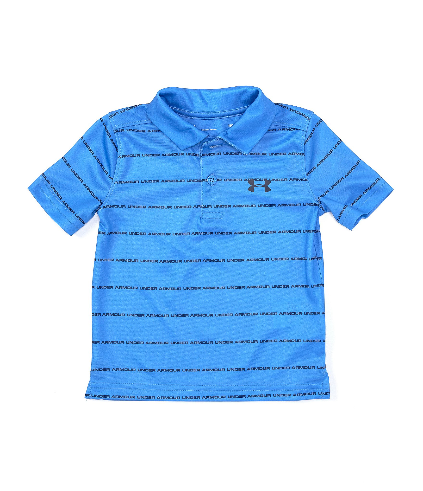 Under Armour Baby Boys 12-24 Months Game Changer Long Sleeve Slider Tee /& Jogger