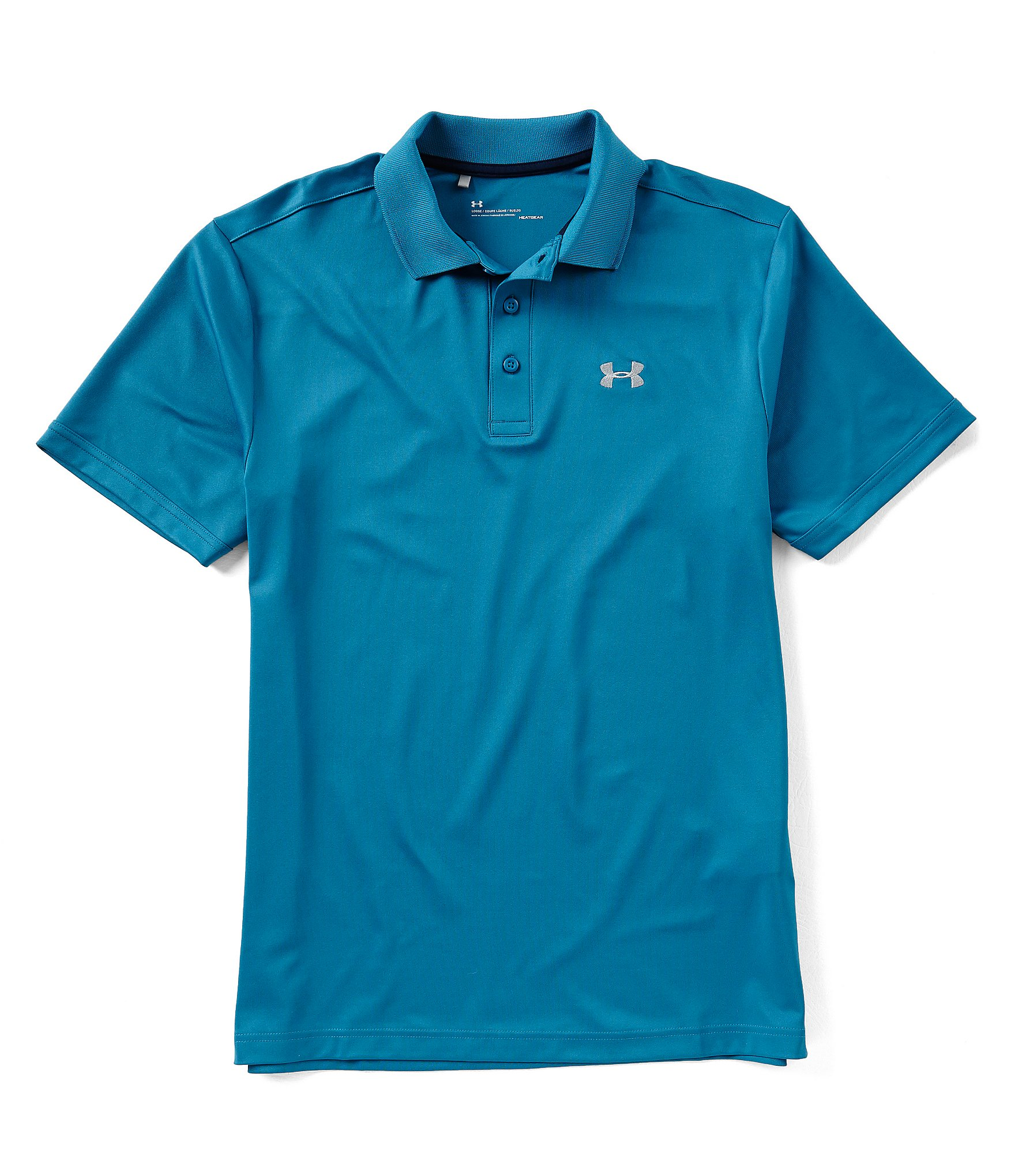 under armour golf performance golf polo shirt dillards