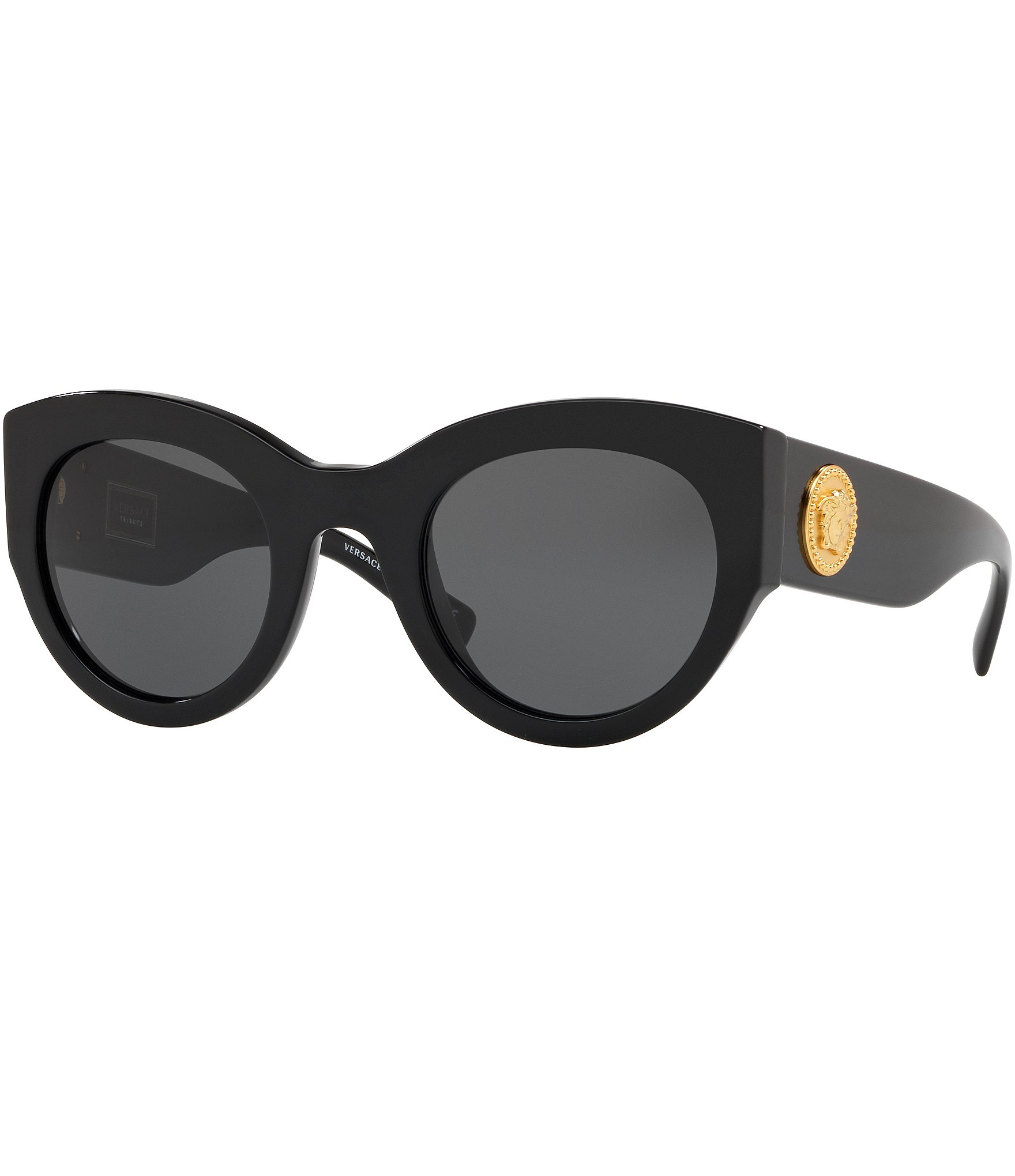hot-selling discount sells attractive & durable Versace Vintage Tribute Medusa Cat Eye Sunglasses