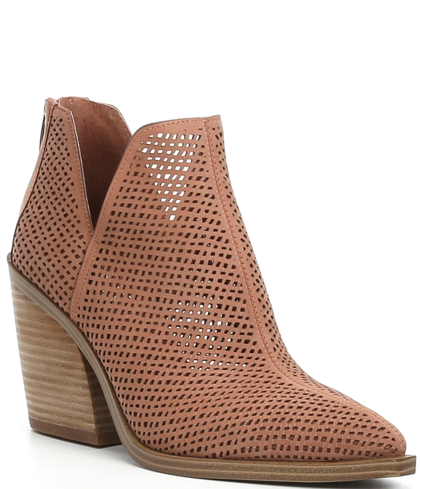 Vince Camuto Gibbela Perforated Woven