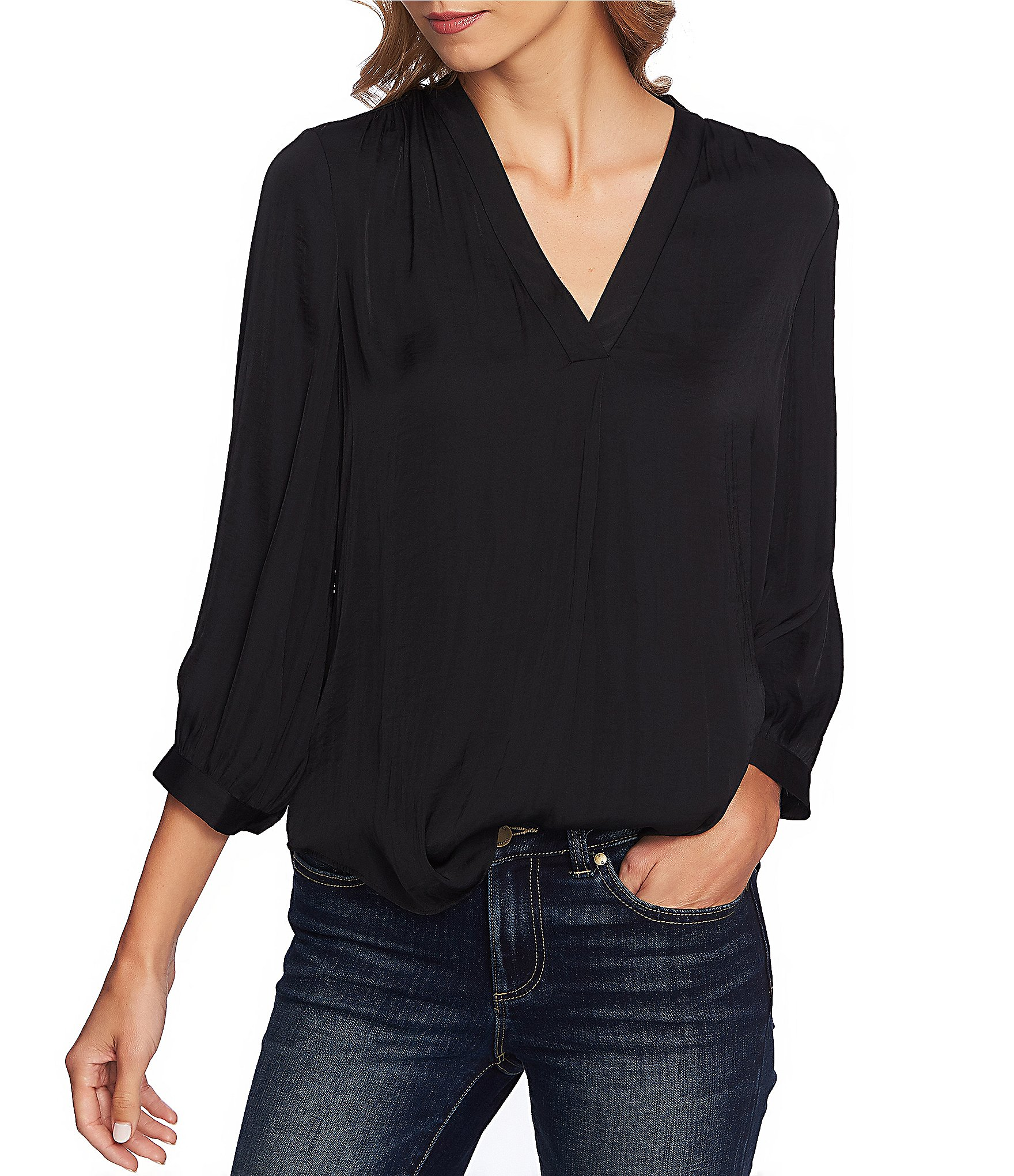 eea605ed0c1d1 vince camuto womens  Women s Casual   Dressy Tops   Blouses