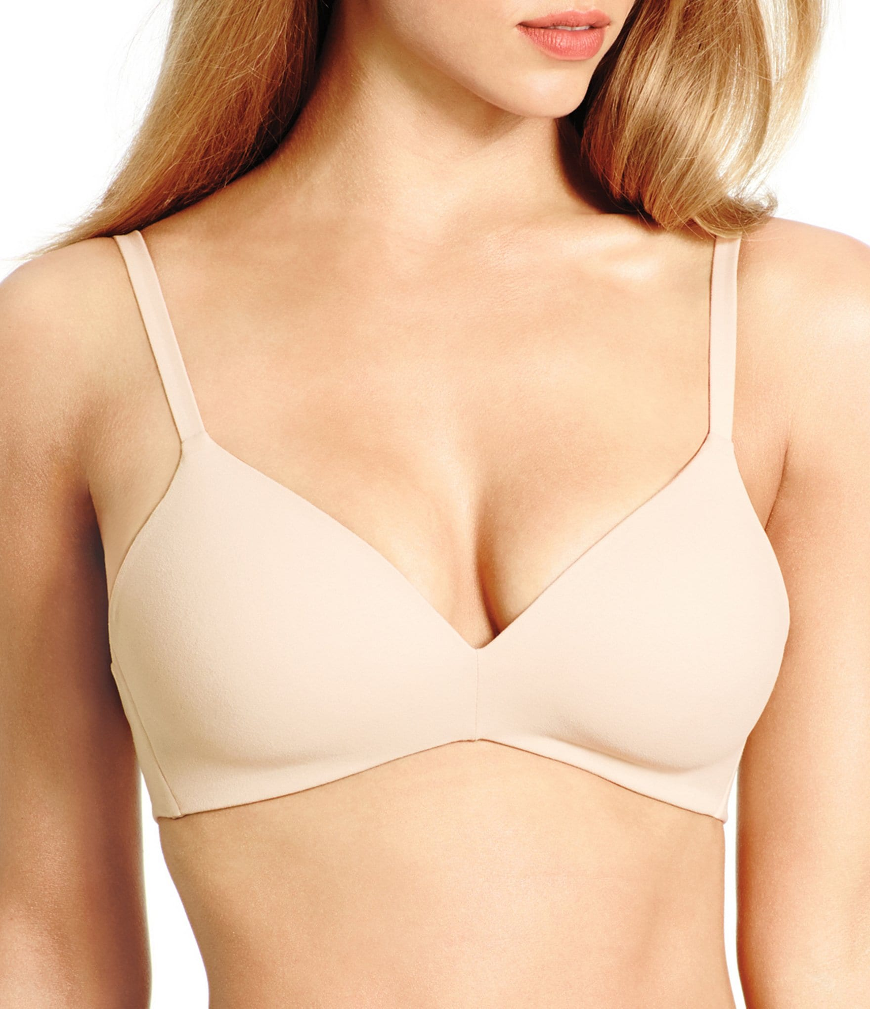 9288427bc9 Wacoal How Perfect Wire-Free Bra